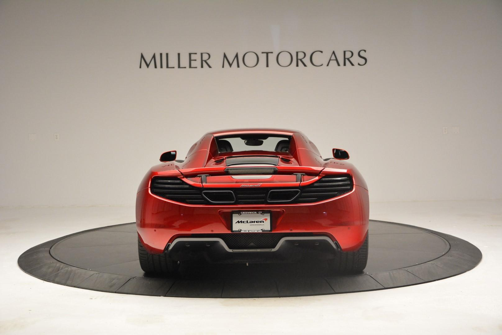 Used 2013 McLaren 12C Spider  For Sale In Greenwich, CT. Alfa Romeo of Greenwich, MC189A 68_p17
