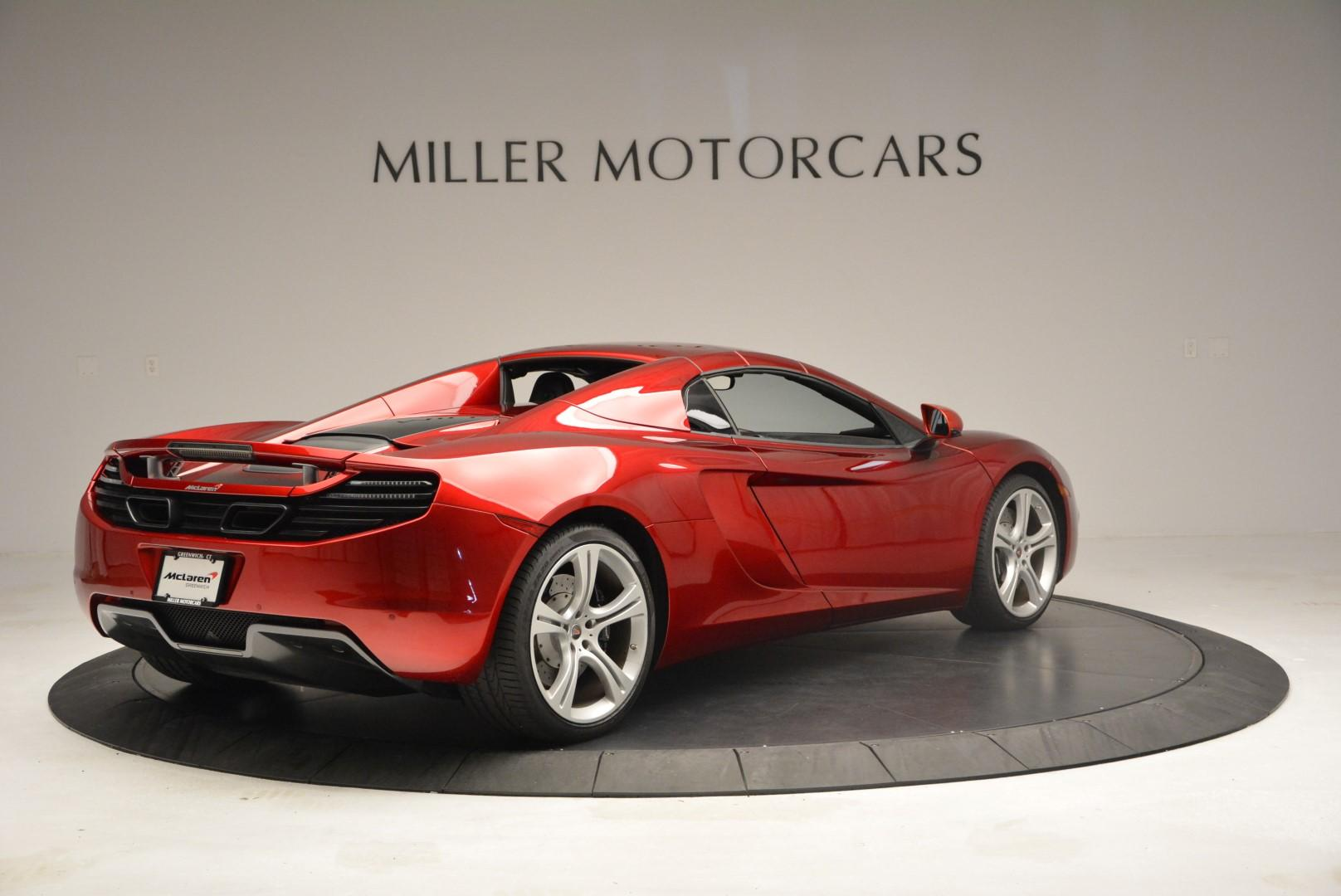 Used 2013 McLaren 12C Spider  For Sale In Greenwich, CT. Alfa Romeo of Greenwich, MC189A 68_p18