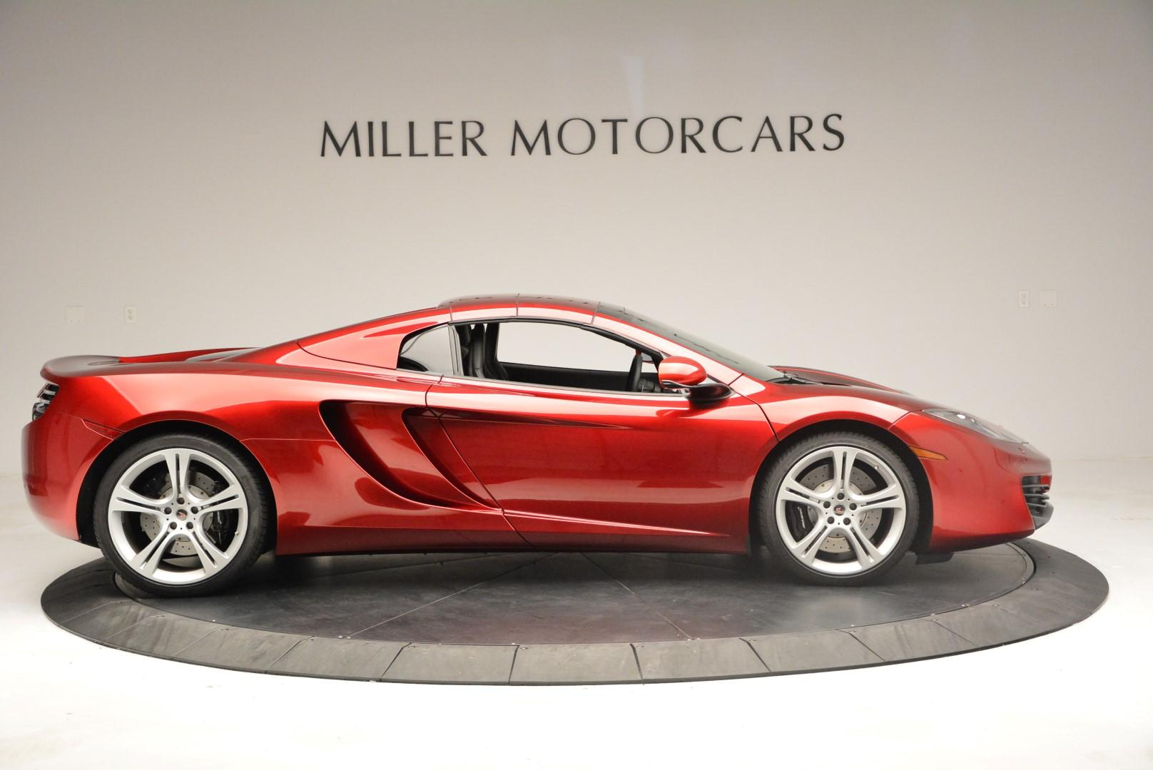 Used 2013 McLaren 12C Spider  For Sale In Greenwich, CT. Alfa Romeo of Greenwich, MC189A 68_p19