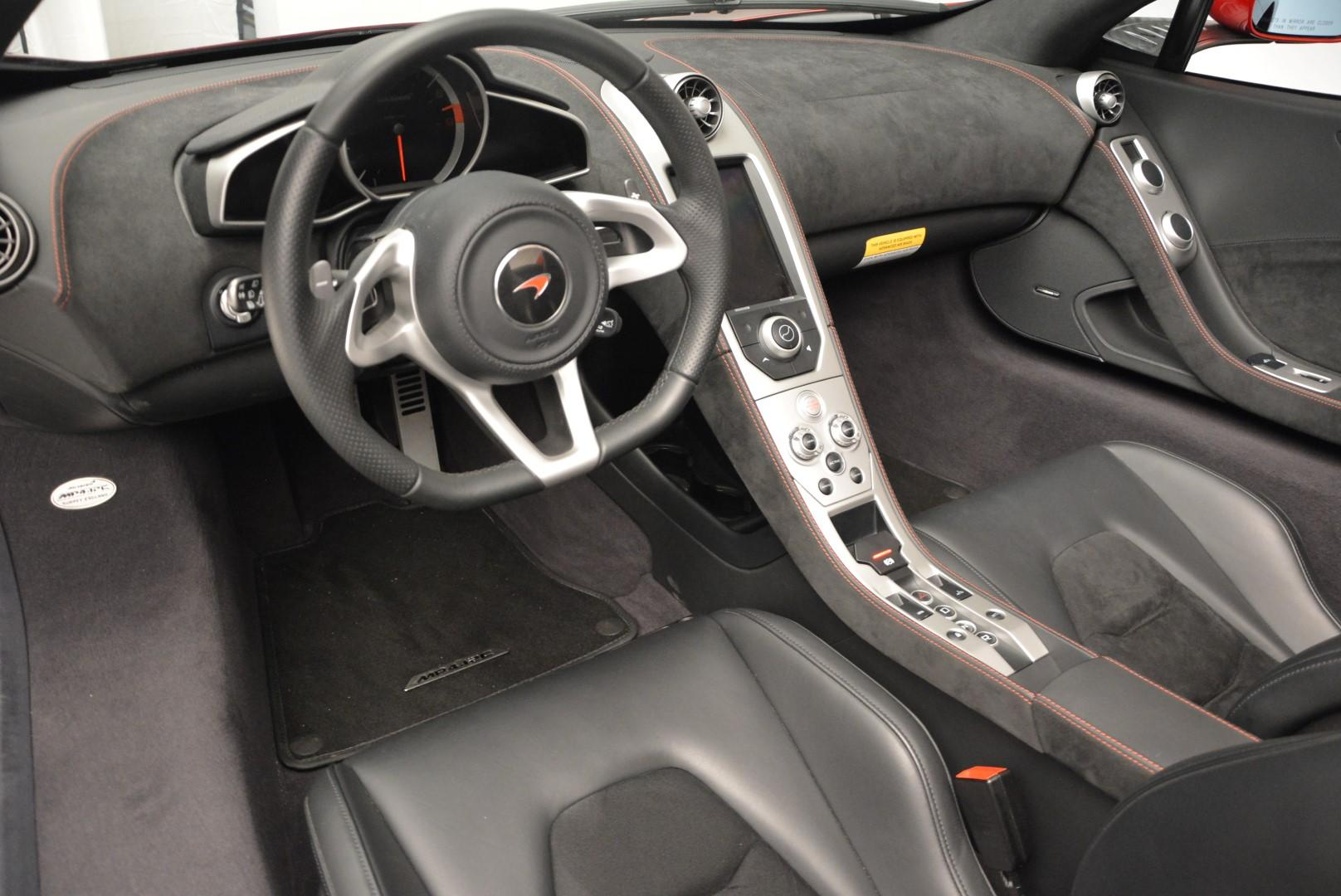 Used 2013 McLaren 12C Spider  For Sale In Greenwich, CT. Alfa Romeo of Greenwich, MC189A 68_p21