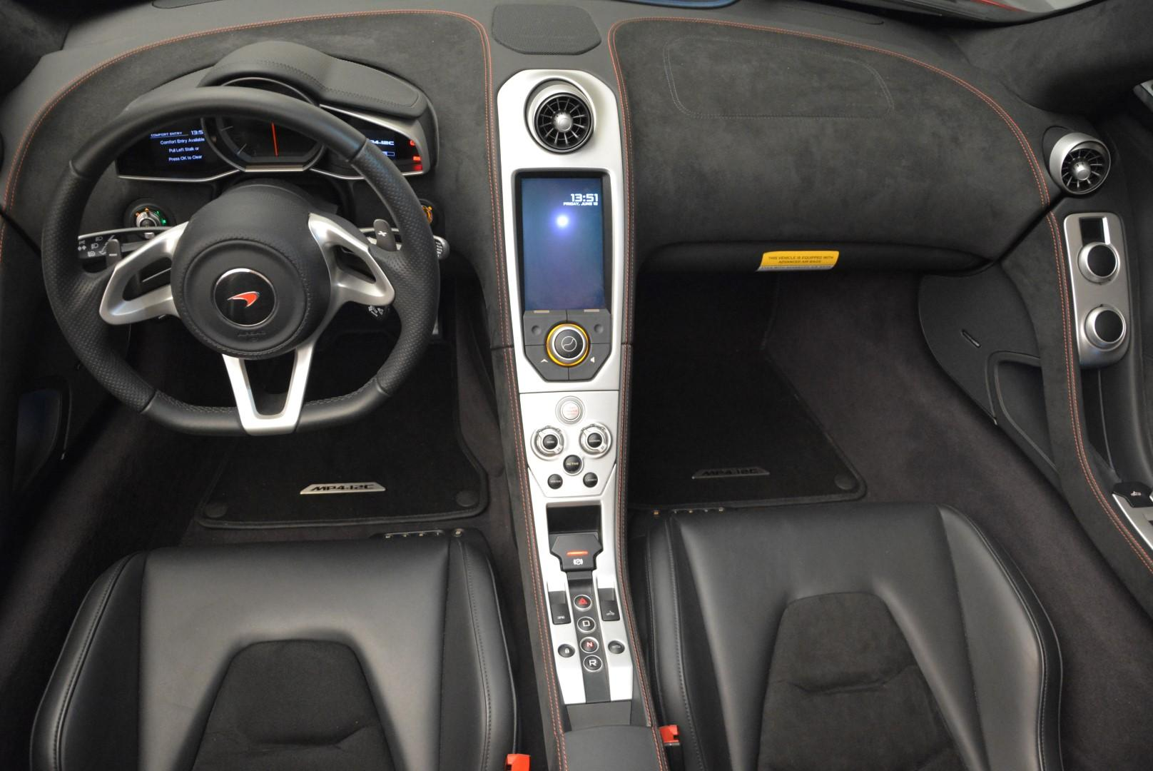 Used 2013 McLaren 12C Spider  For Sale In Greenwich, CT. Alfa Romeo of Greenwich, MC189A 68_p24