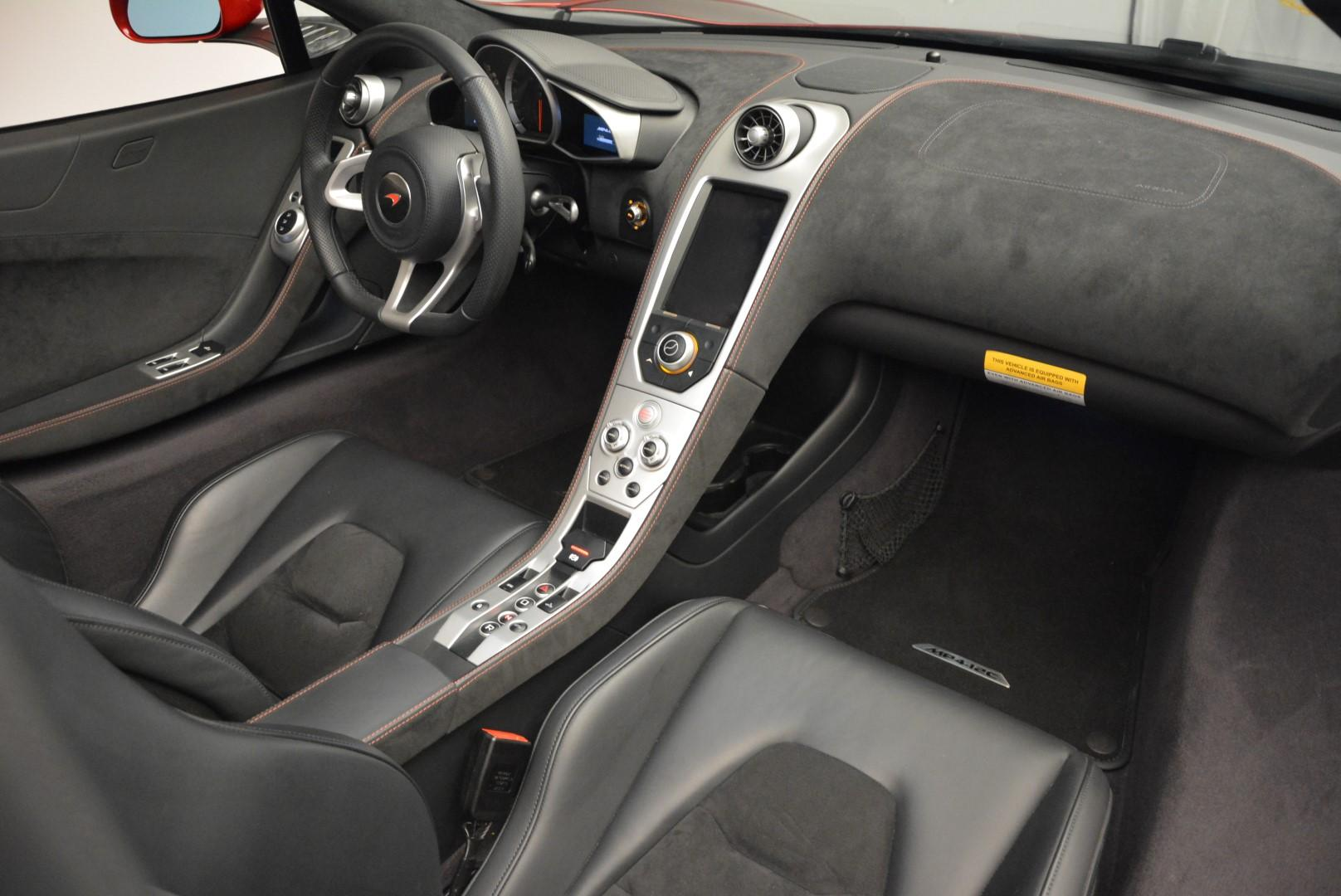 Used 2013 McLaren 12C Spider  For Sale In Greenwich, CT. Alfa Romeo of Greenwich, MC189A 68_p25