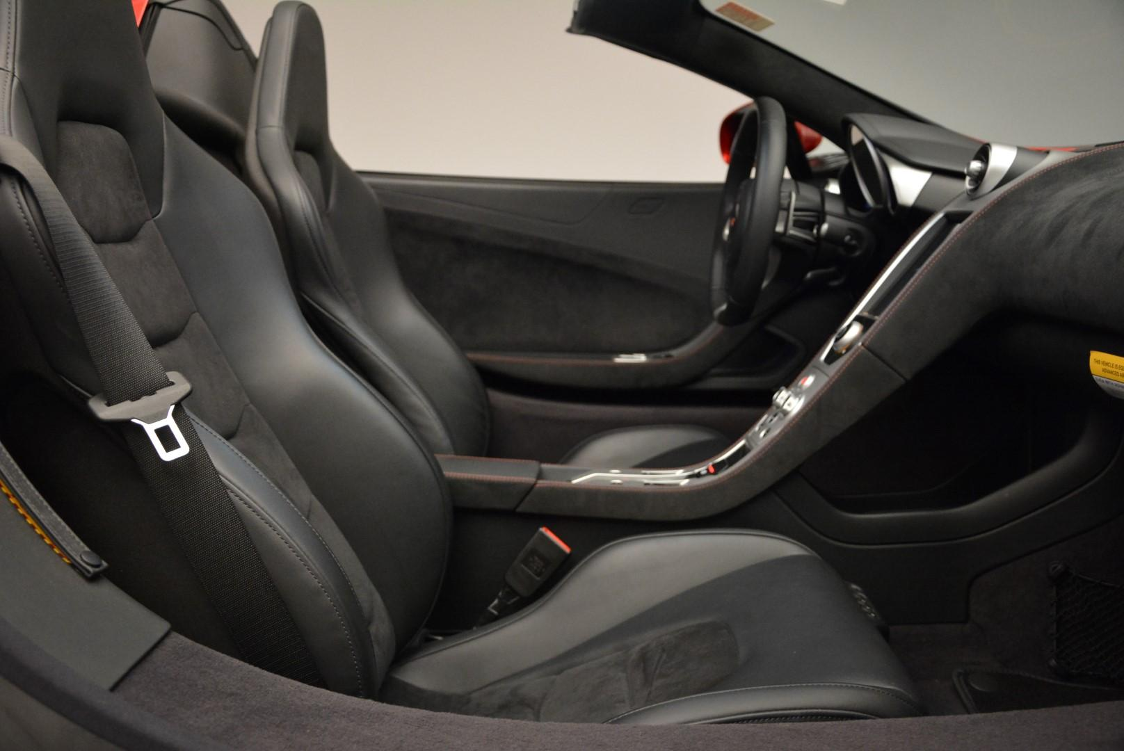 Used 2013 McLaren 12C Spider  For Sale In Greenwich, CT. Alfa Romeo of Greenwich, MC189A 68_p26