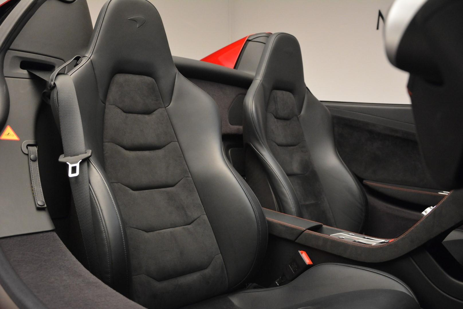 Used 2013 McLaren 12C Spider  For Sale In Greenwich, CT. Alfa Romeo of Greenwich, MC189A 68_p27