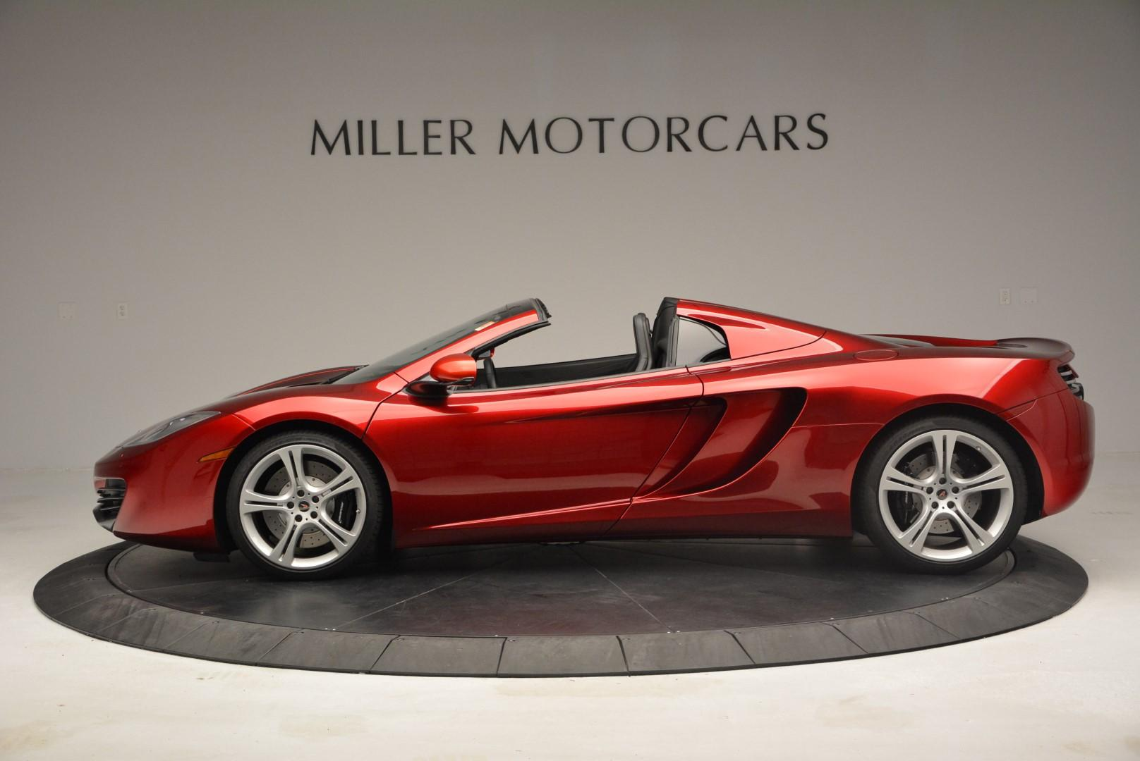 Used 2013 McLaren 12C Spider  For Sale In Greenwich, CT. Alfa Romeo of Greenwich, MC189A 68_p3