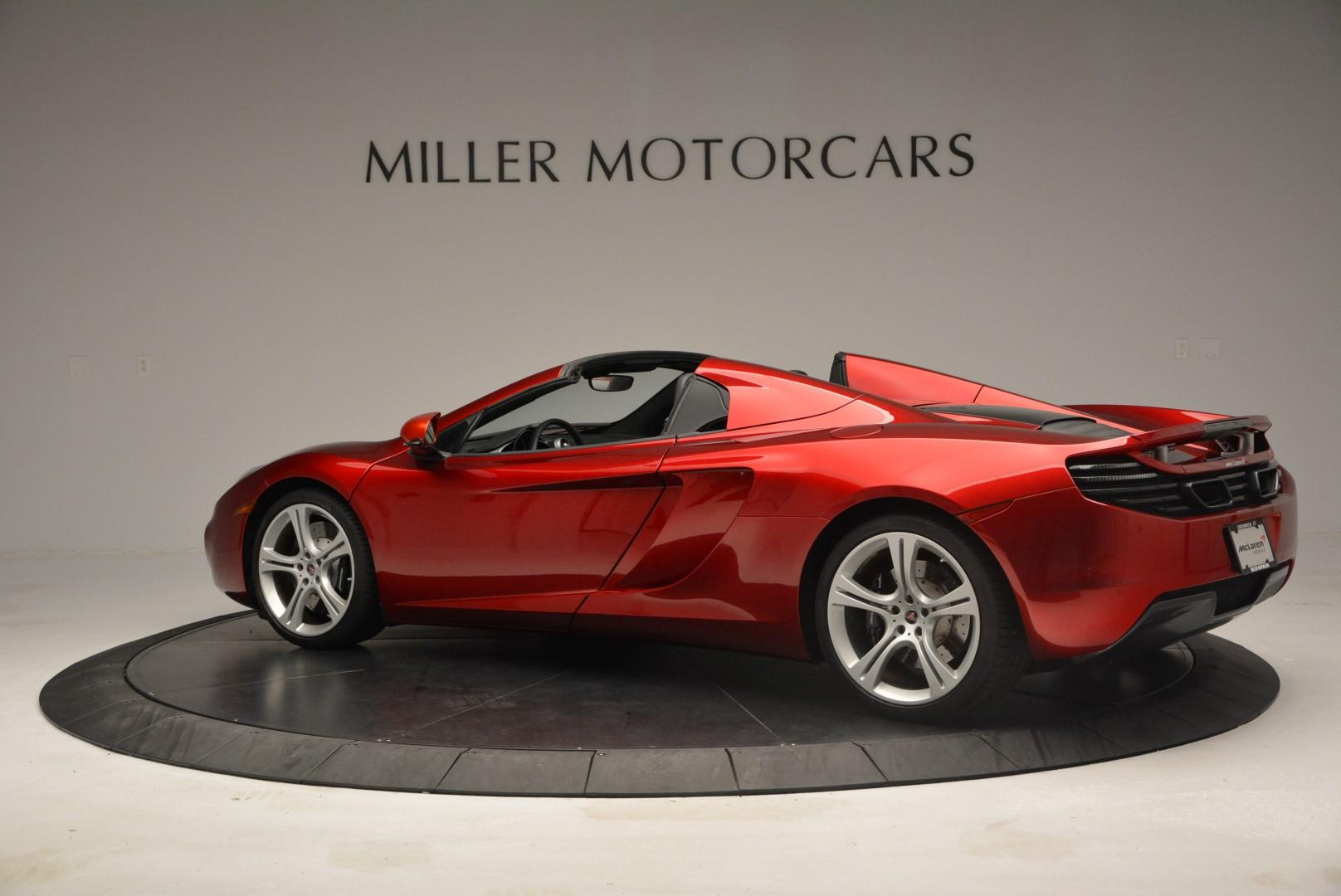 Used 2013 McLaren 12C Spider  For Sale In Greenwich, CT. Alfa Romeo of Greenwich, MC189A 68_p4