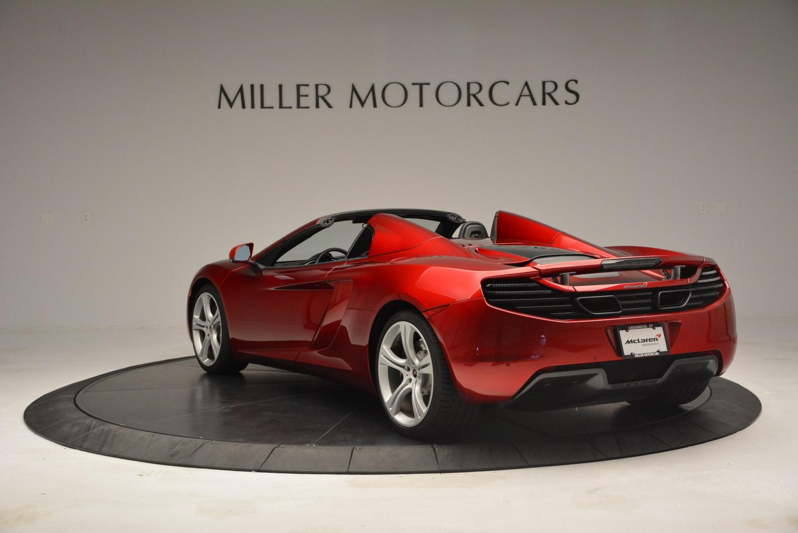 Used 2013 McLaren 12C Spider  For Sale In Greenwich, CT. Alfa Romeo of Greenwich, MC189A 68_p5