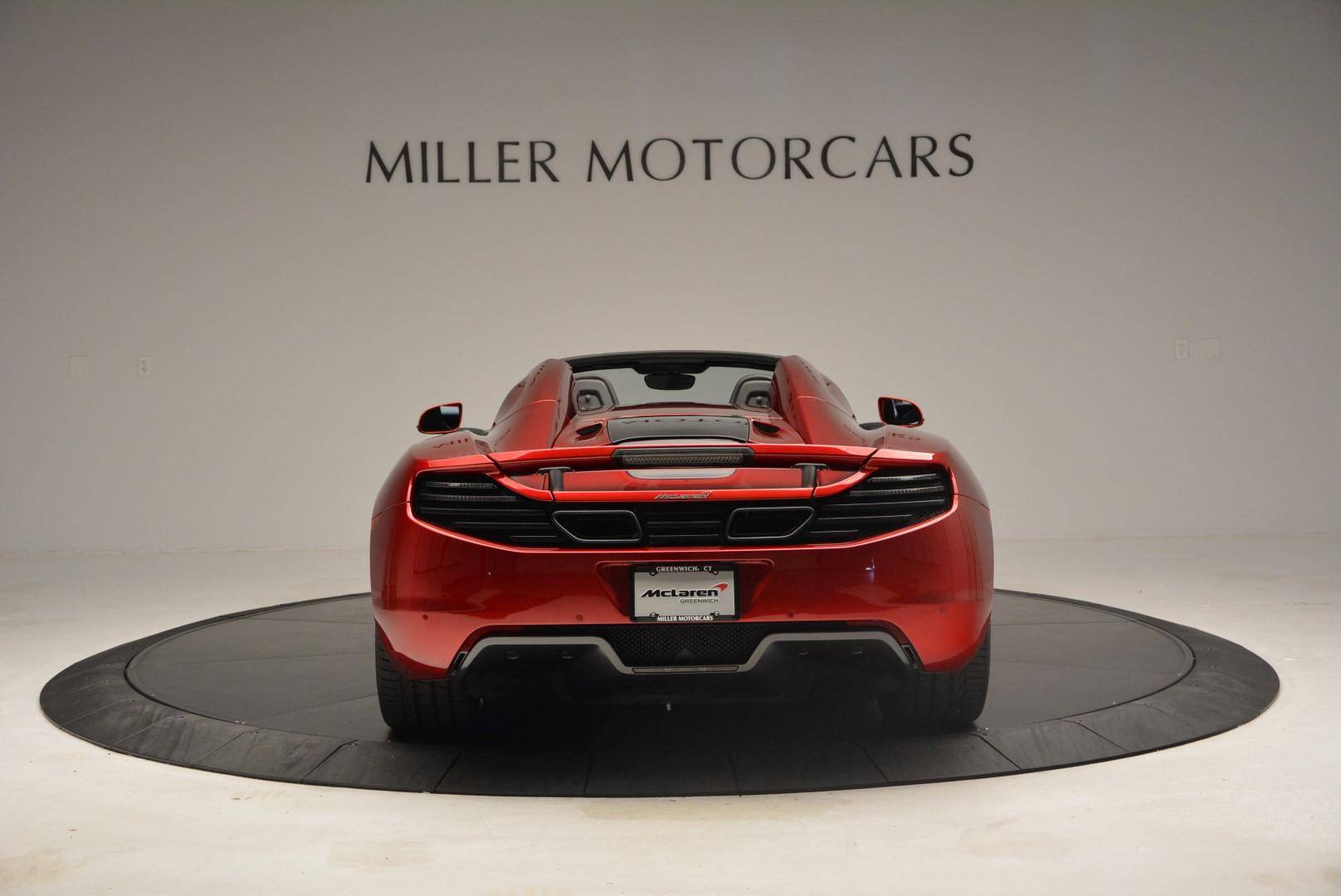 Used 2013 McLaren 12C Spider  For Sale In Greenwich, CT. Alfa Romeo of Greenwich, MC189A 68_p6