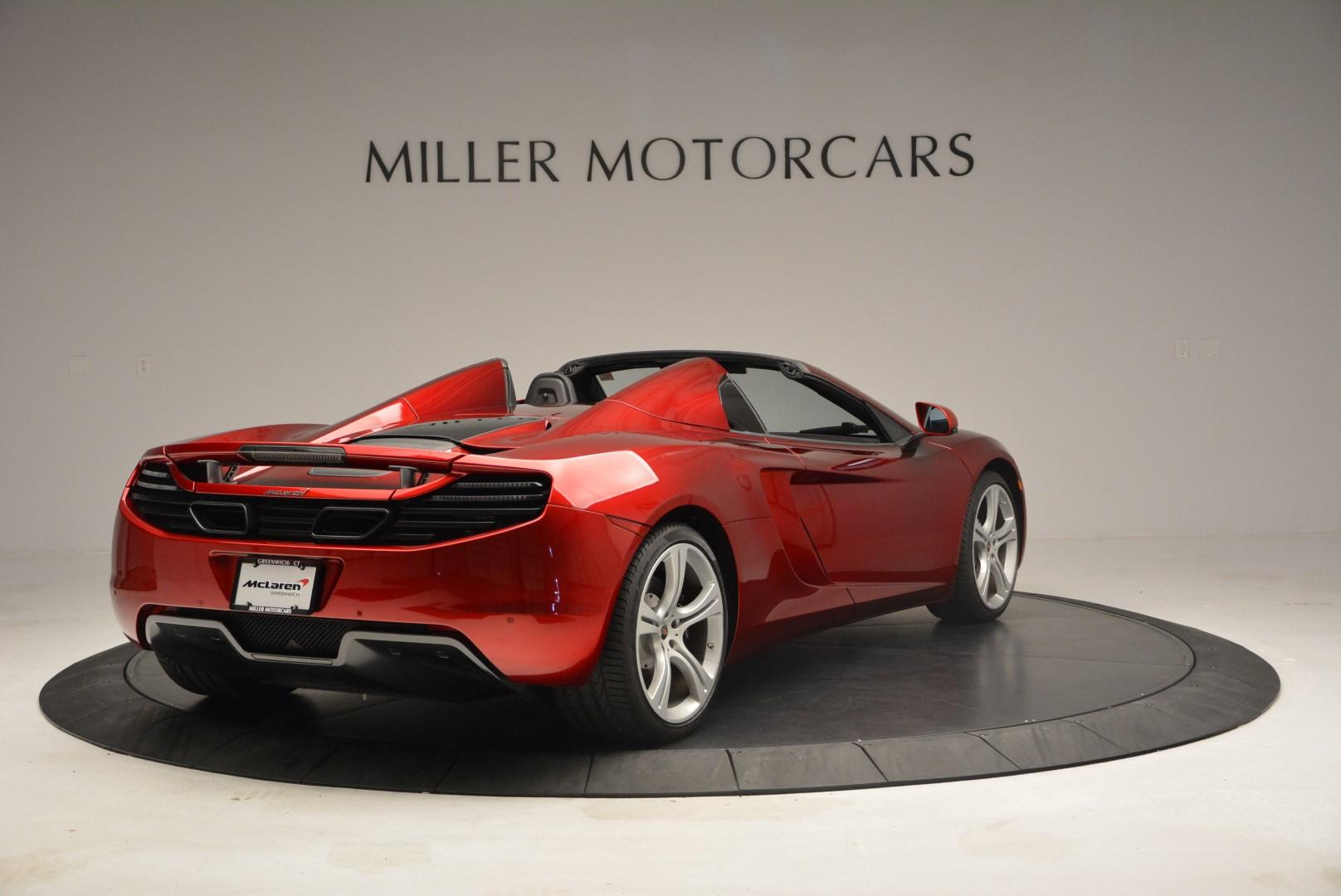 Used 2013 McLaren 12C Spider  For Sale In Greenwich, CT. Alfa Romeo of Greenwich, MC189A 68_p7