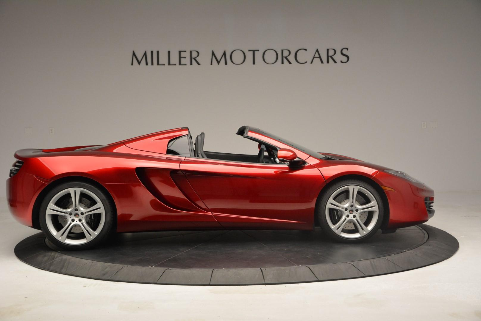 Used 2013 McLaren 12C Spider  For Sale In Greenwich, CT. Alfa Romeo of Greenwich, MC189A 68_p9