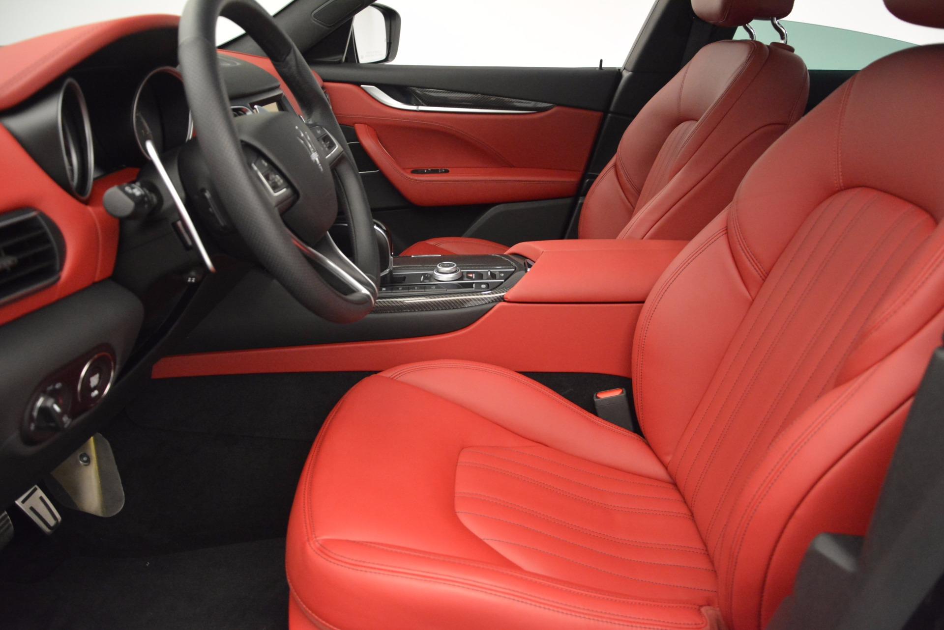 Used 2017 Maserati Levante S Q4 For Sale In Greenwich, CT. Alfa Romeo of Greenwich, M1712 681_p14