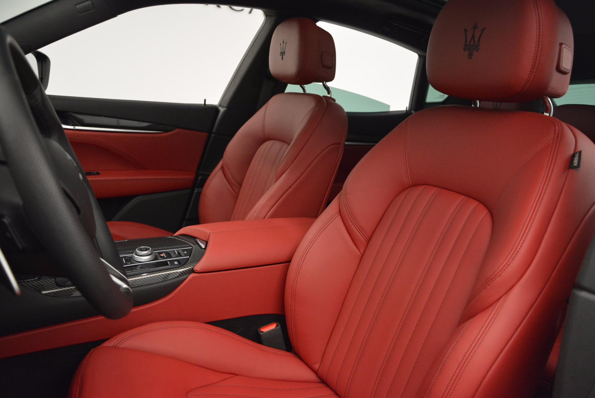 Used 2017 Maserati Levante S Q4 For Sale In Greenwich, CT. Alfa Romeo of Greenwich, M1712 681_p15