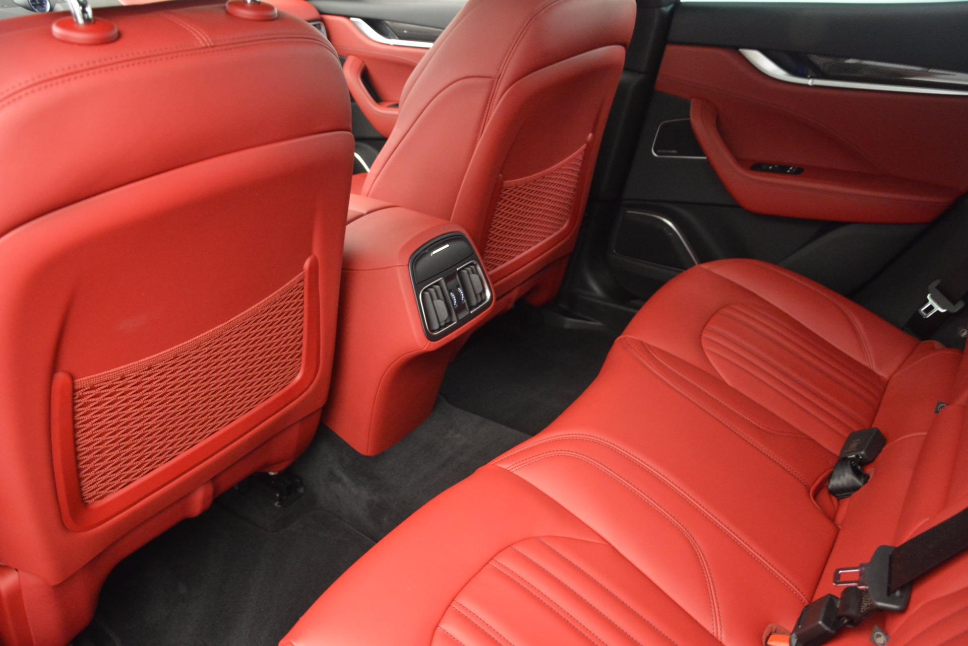 Used 2017 Maserati Levante S Q4 For Sale In Greenwich, CT. Alfa Romeo of Greenwich, M1712 681_p17