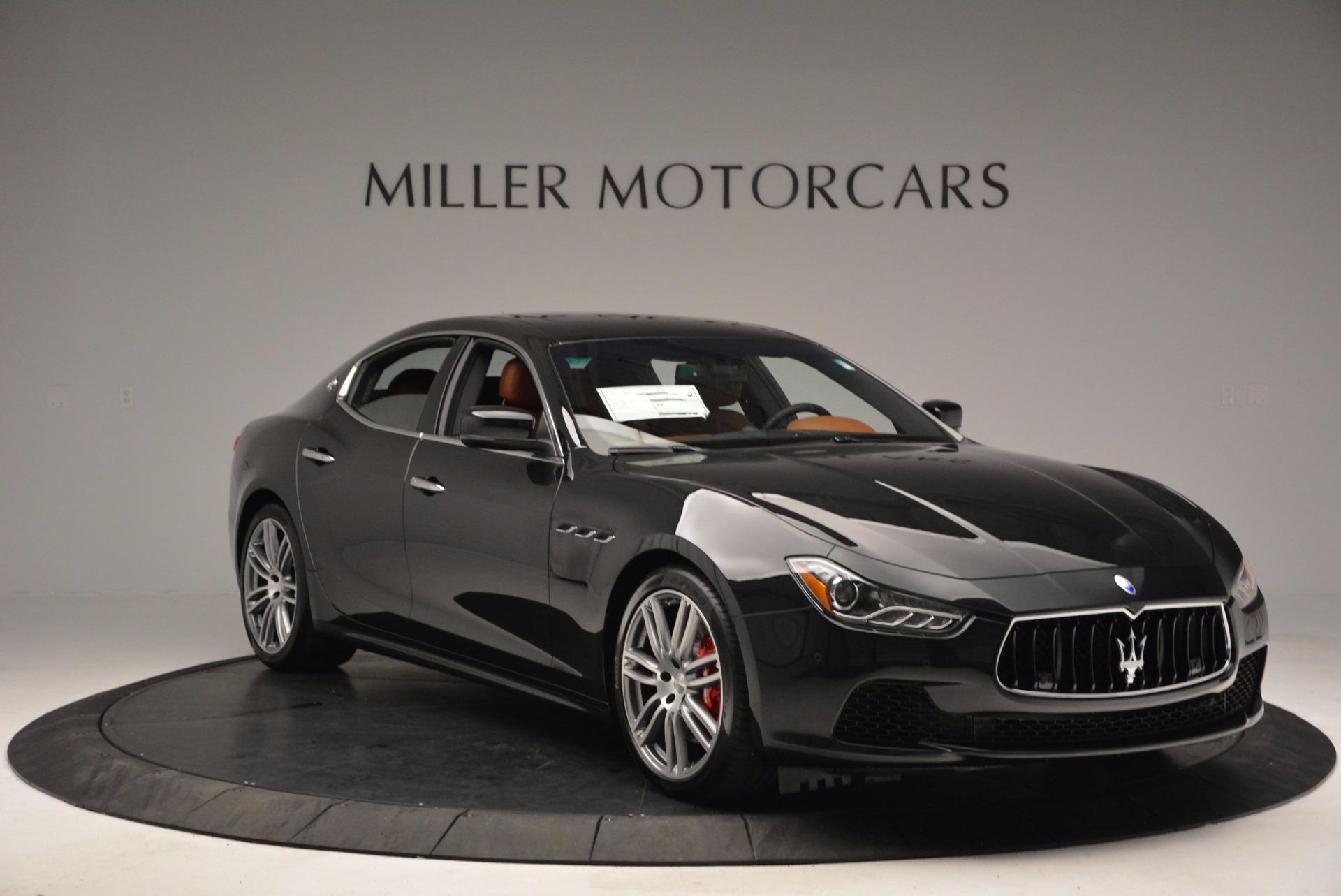 Used 2017 Maserati Ghibli S Q4 For Sale In Greenwich, CT. Alfa Romeo of Greenwich, M1711 682_p11
