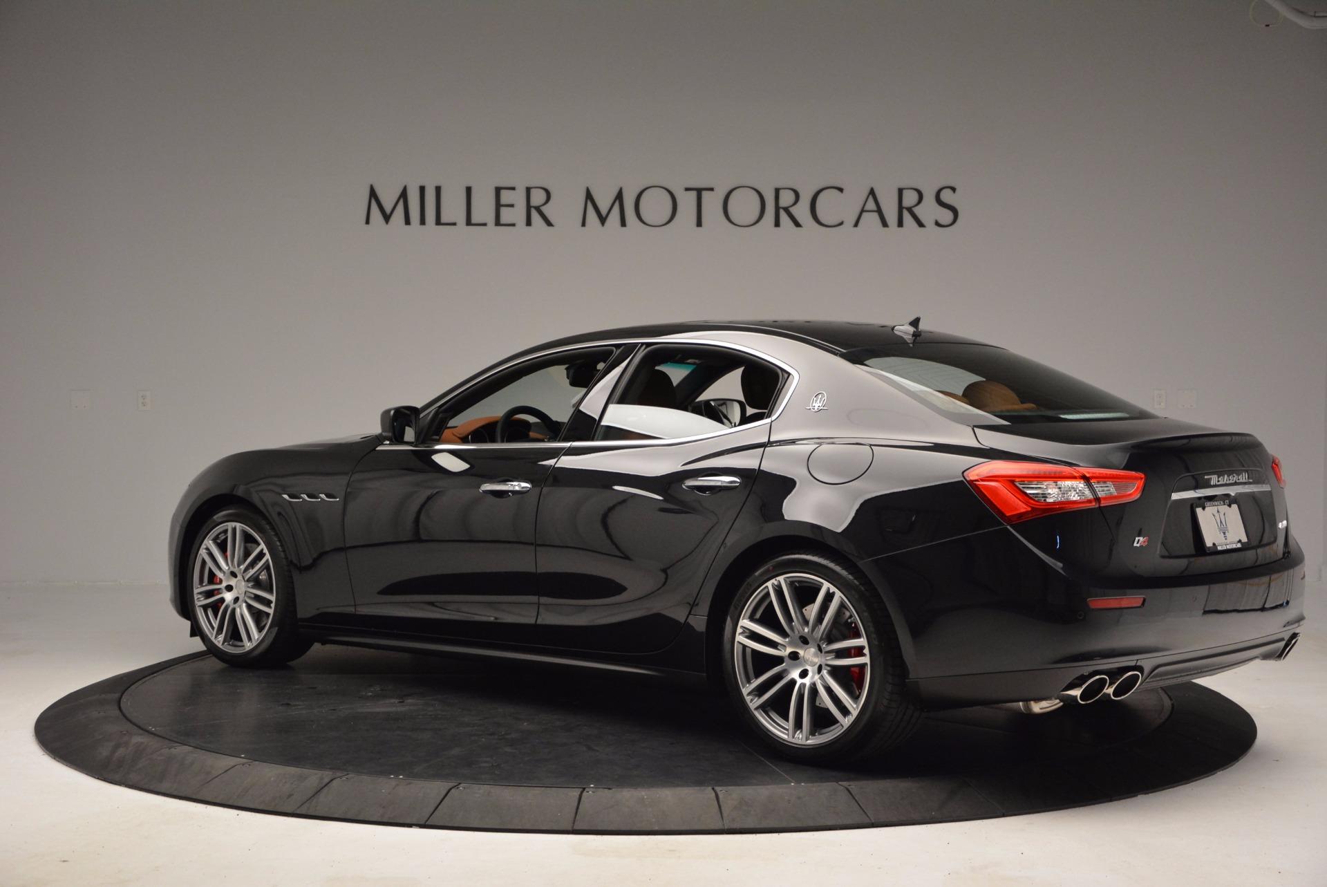 Used 2017 Maserati Ghibli S Q4 For Sale In Greenwich, CT. Alfa Romeo of Greenwich, M1711 682_p4