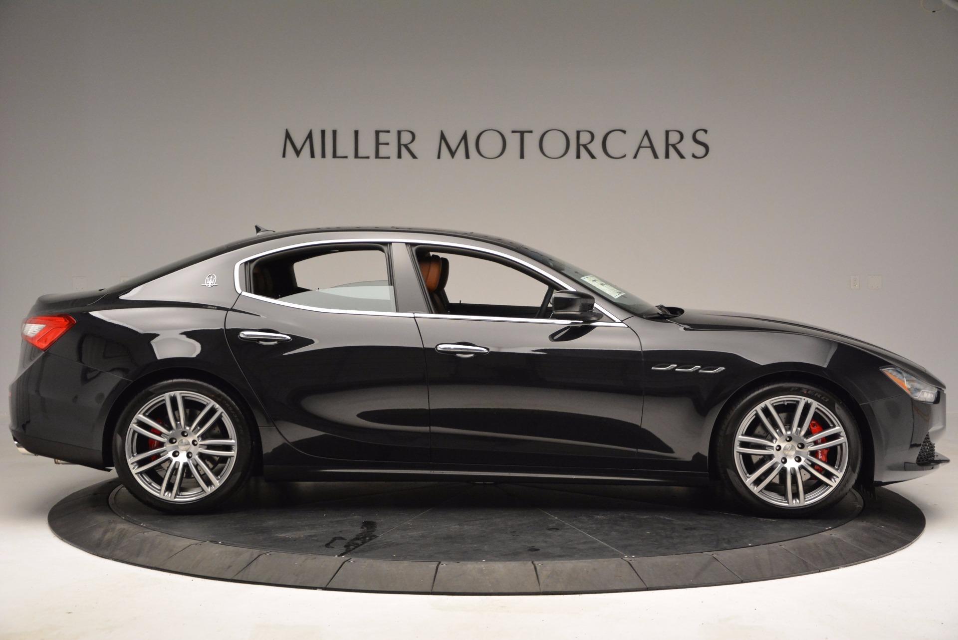 Used 2017 Maserati Ghibli S Q4 For Sale In Greenwich, CT. Alfa Romeo of Greenwich, M1711 682_p9