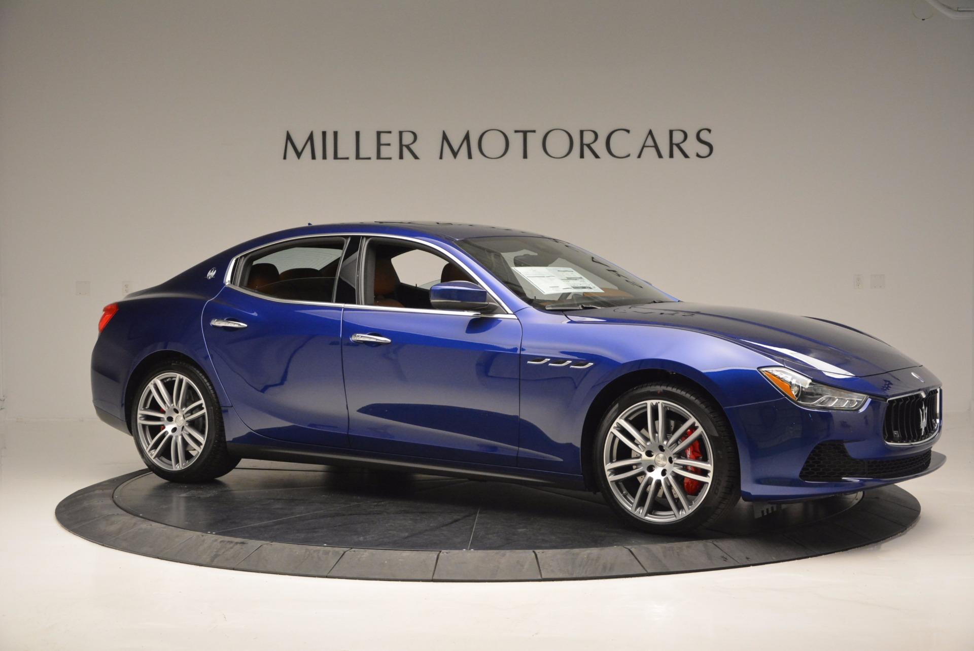 New 2017 Maserati Ghibli S Q4 For Sale In Greenwich, CT. Alfa Romeo of Greenwich, M1710 683_p10