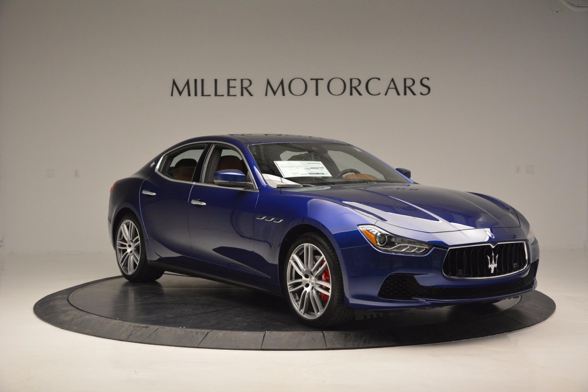New 2017 Maserati Ghibli S Q4 For Sale In Greenwich, CT. Alfa Romeo of Greenwich, M1710 683_p11