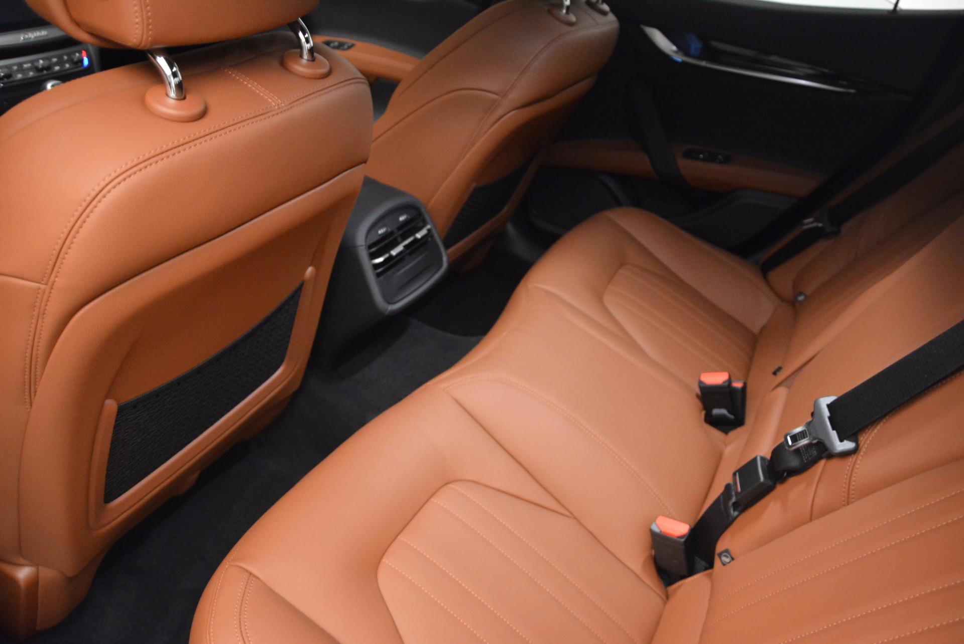 New 2017 Maserati Ghibli S Q4 For Sale In Greenwich, CT. Alfa Romeo of Greenwich, M1710 683_p18