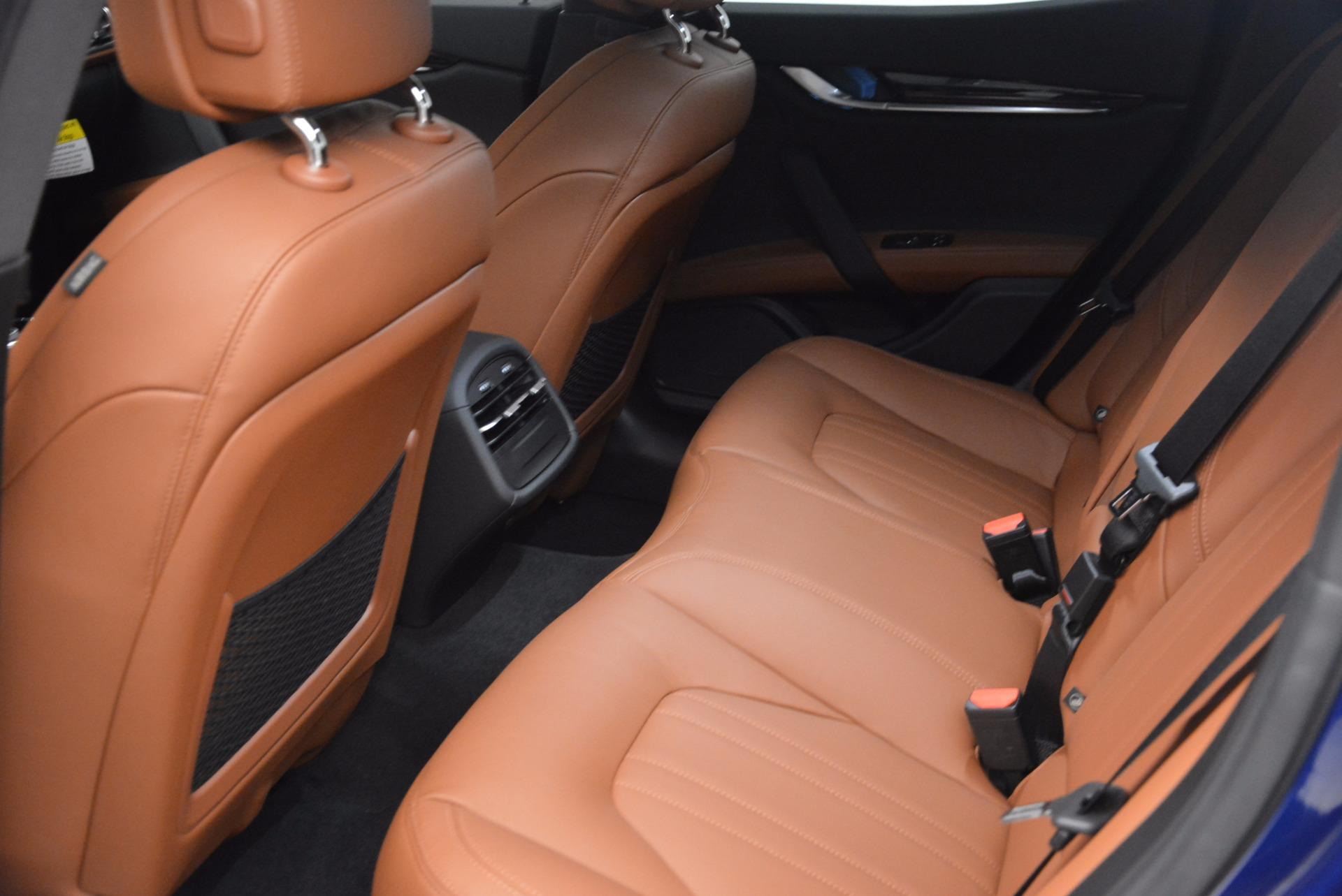 New 2017 Maserati Ghibli S Q4 For Sale In Greenwich, CT. Alfa Romeo of Greenwich, M1710 683_p19