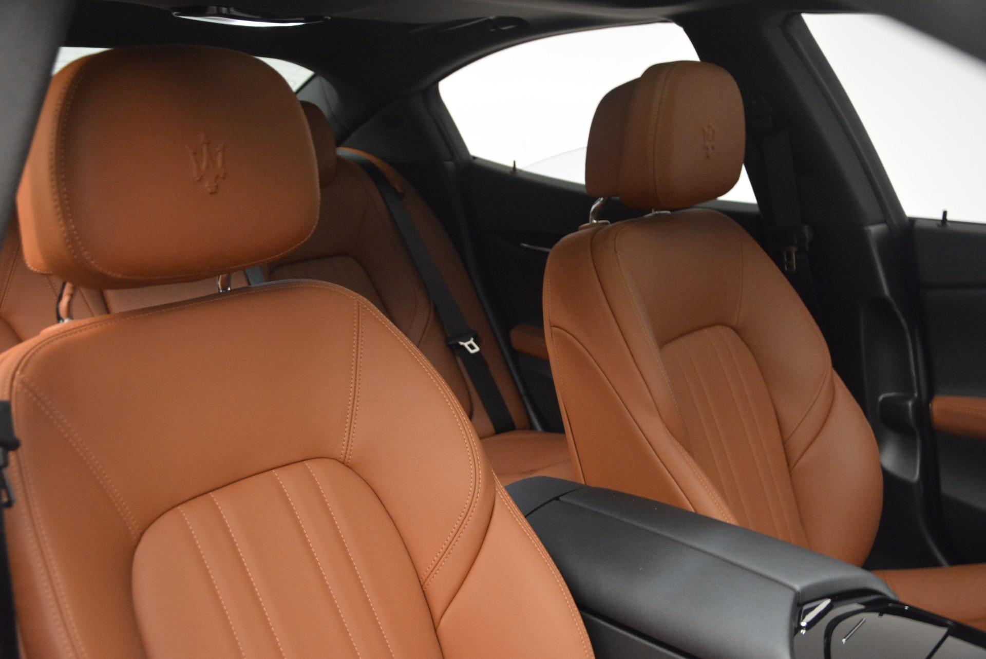 New 2017 Maserati Ghibli S Q4 For Sale In Greenwich, CT. Alfa Romeo of Greenwich, M1710 683_p23