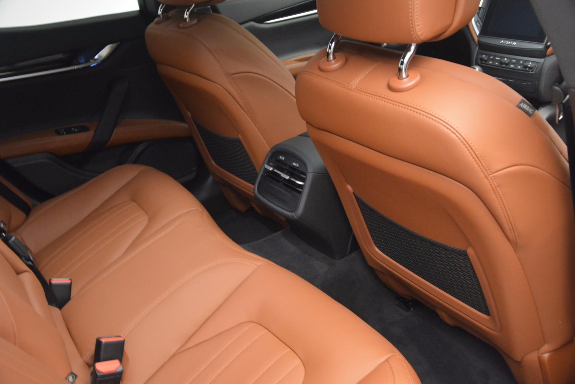 New 2017 Maserati Ghibli S Q4 For Sale In Greenwich, CT. Alfa Romeo of Greenwich, M1710 683_p24