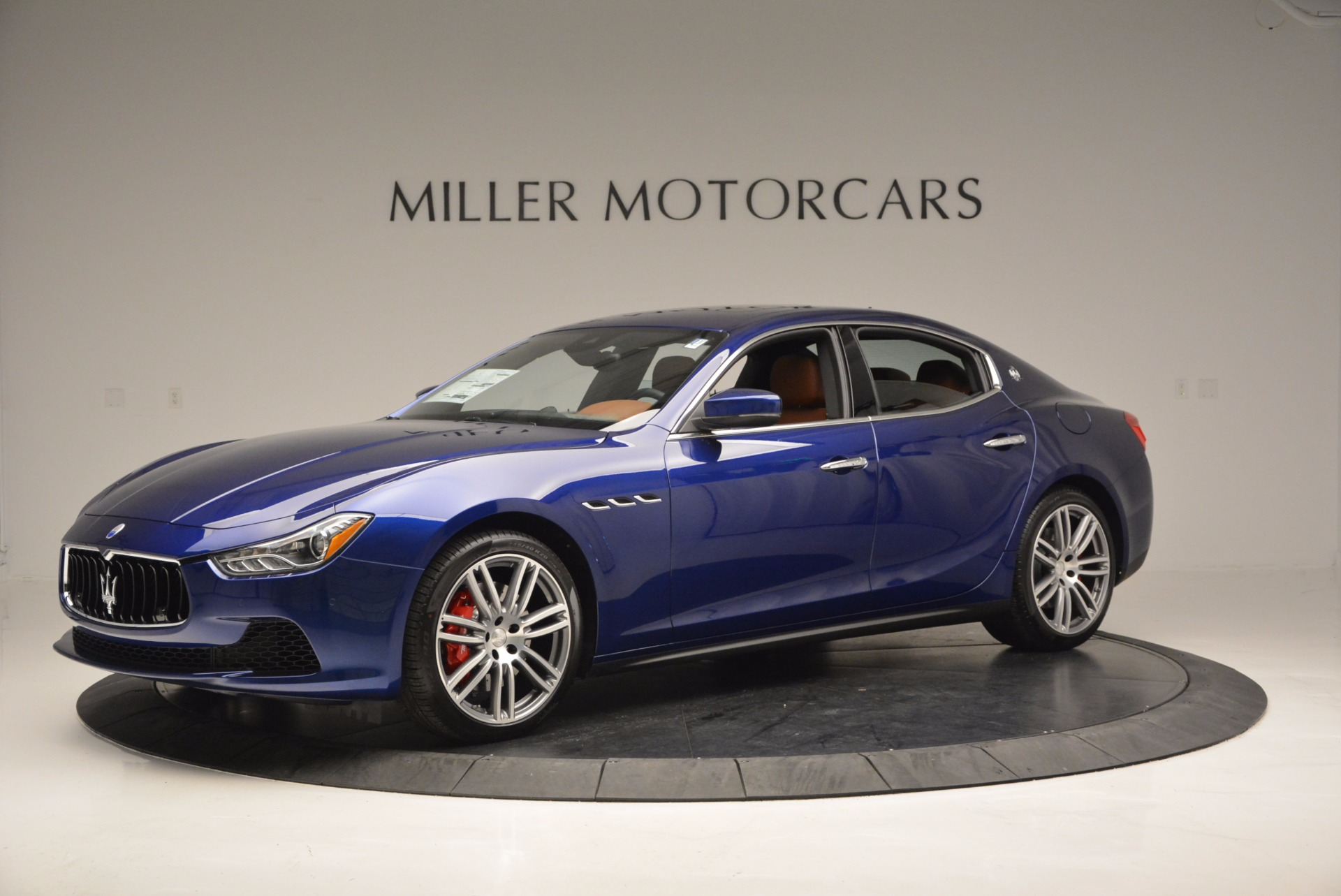 New 2017 Maserati Ghibli S Q4 For Sale In Greenwich, CT. Alfa Romeo of Greenwich, M1710 683_p2