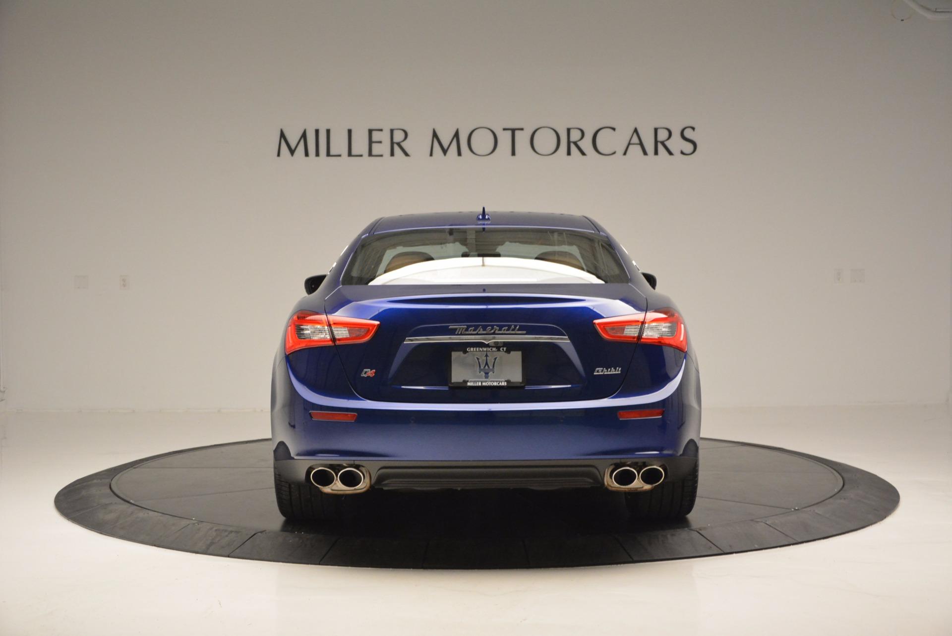 New 2017 Maserati Ghibli S Q4 For Sale In Greenwich, CT. Alfa Romeo of Greenwich, M1710 683_p6