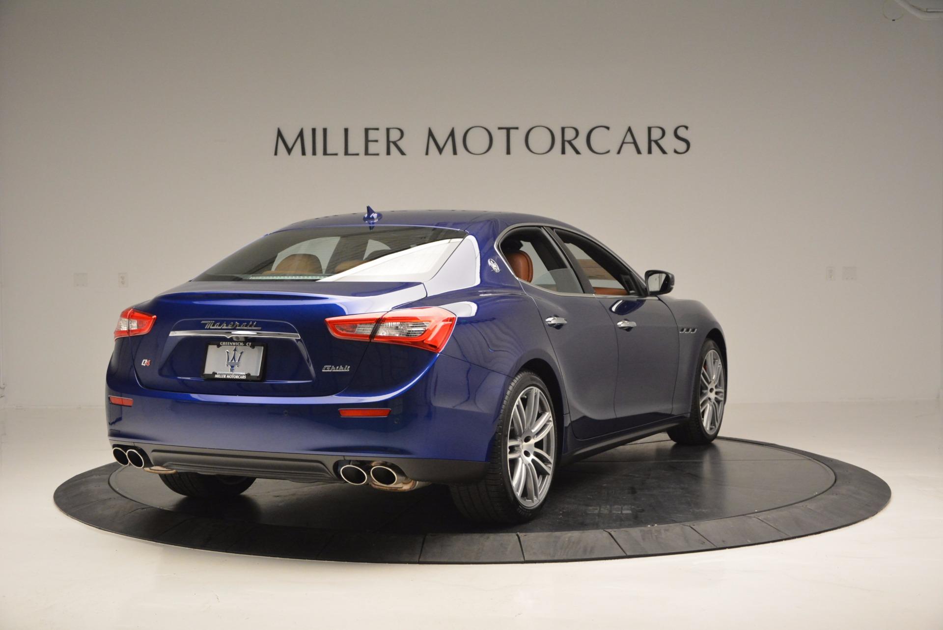 New 2017 Maserati Ghibli S Q4 For Sale In Greenwich, CT. Alfa Romeo of Greenwich, M1710 683_p7