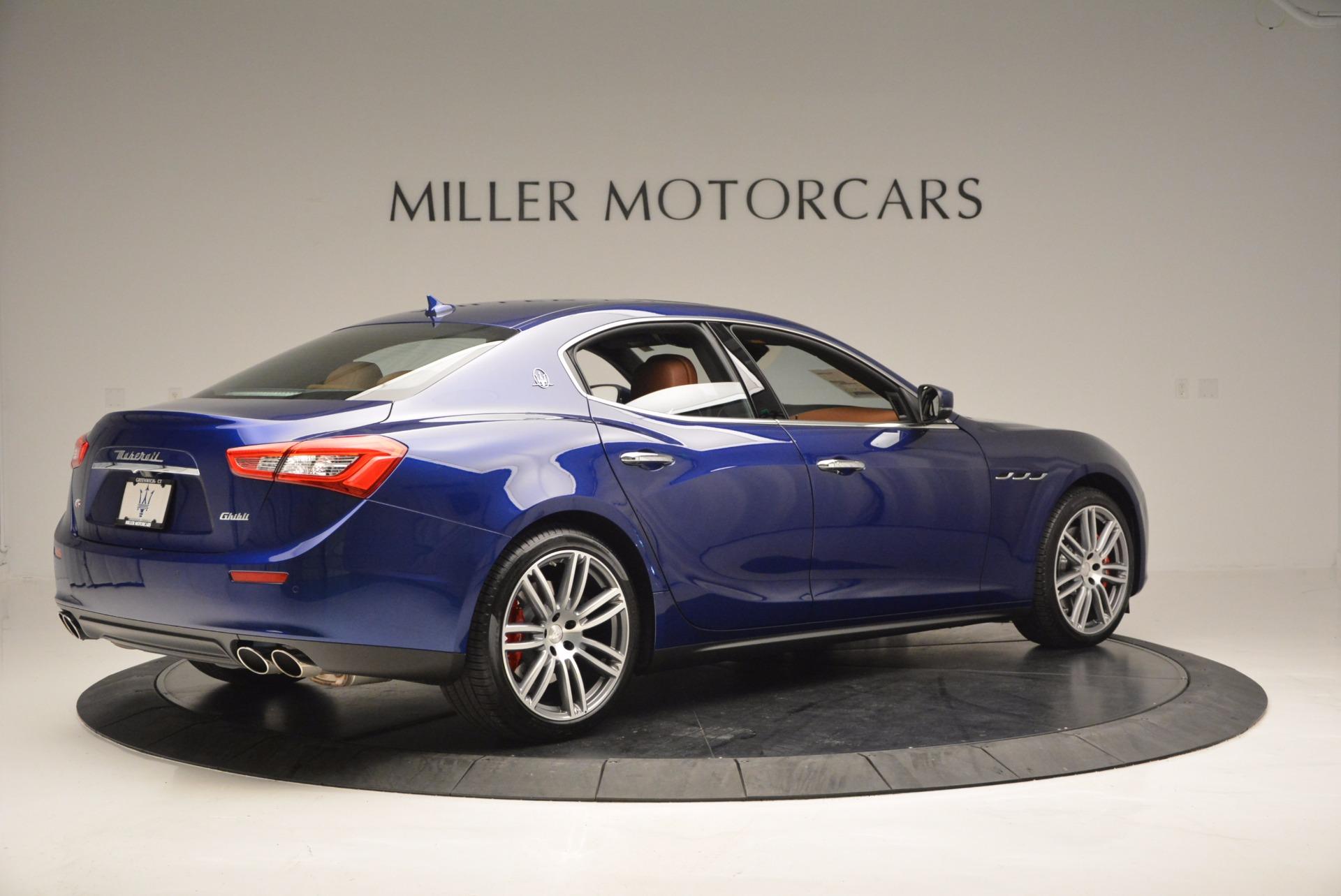 New 2017 Maserati Ghibli S Q4 For Sale In Greenwich, CT. Alfa Romeo of Greenwich, M1710 683_p8