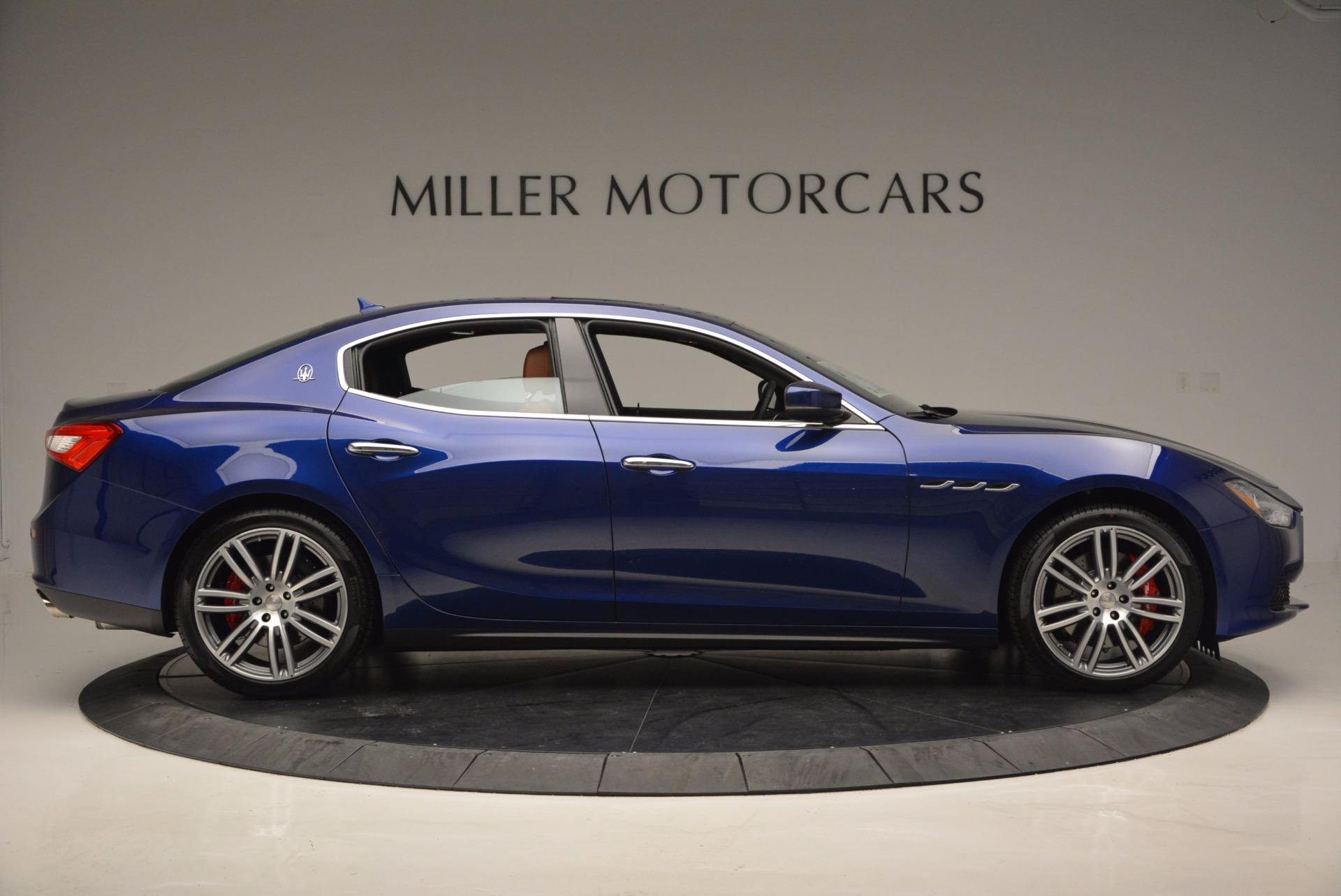 New 2017 Maserati Ghibli S Q4 For Sale In Greenwich, CT. Alfa Romeo of Greenwich, M1710 683_p9