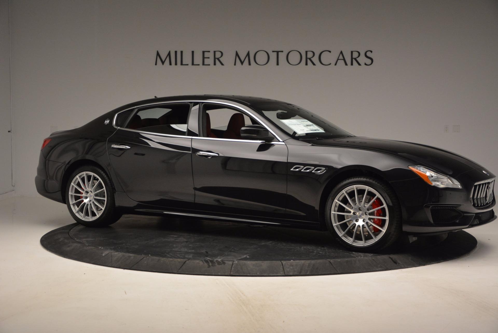 New 2017 Maserati Quattroporte S Q4 GranSport For Sale In Greenwich, CT. Alfa Romeo of Greenwich, W350 685_p10