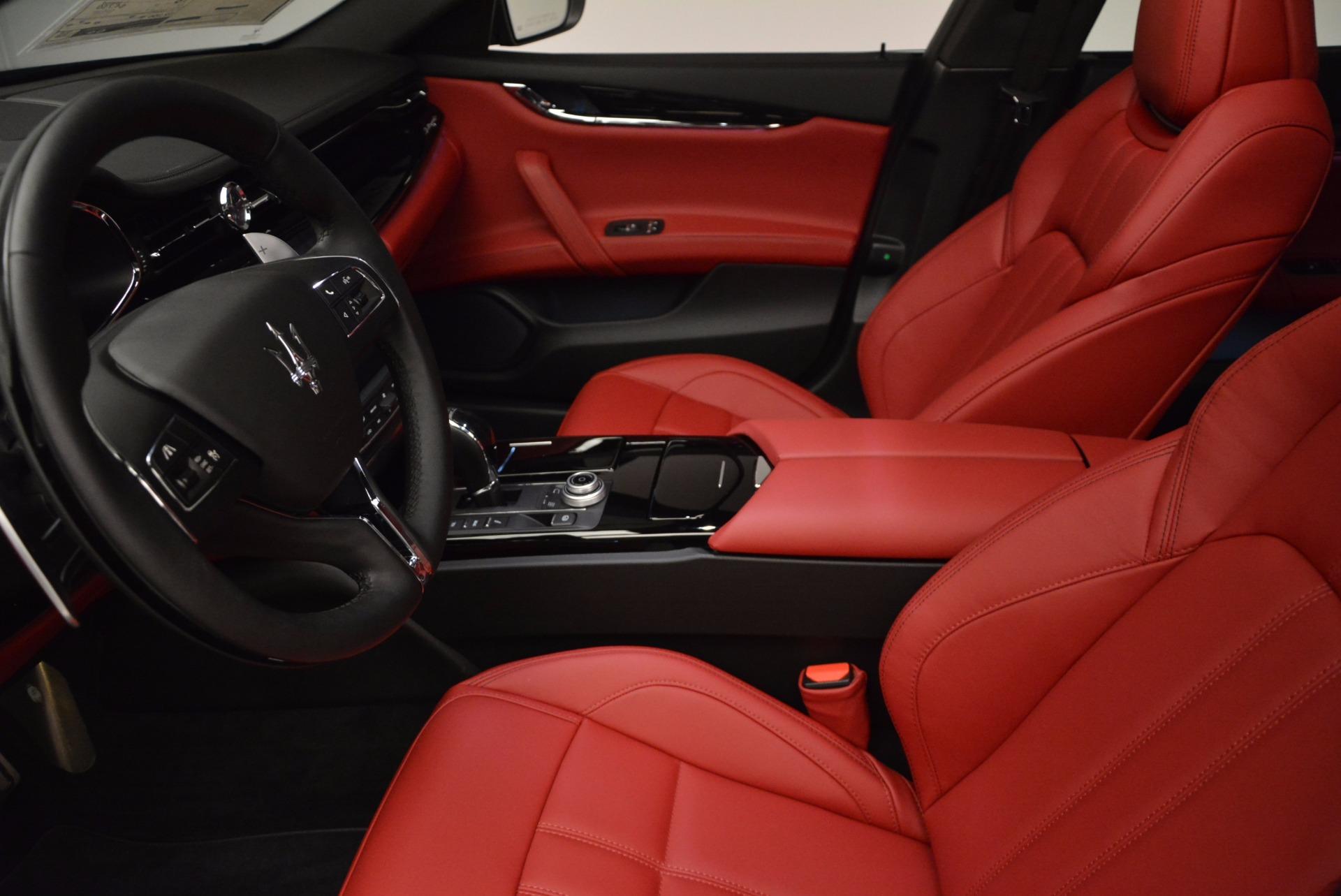 New 2017 Maserati Quattroporte S Q4 GranSport For Sale In Greenwich, CT. Alfa Romeo of Greenwich, W350 685_p15