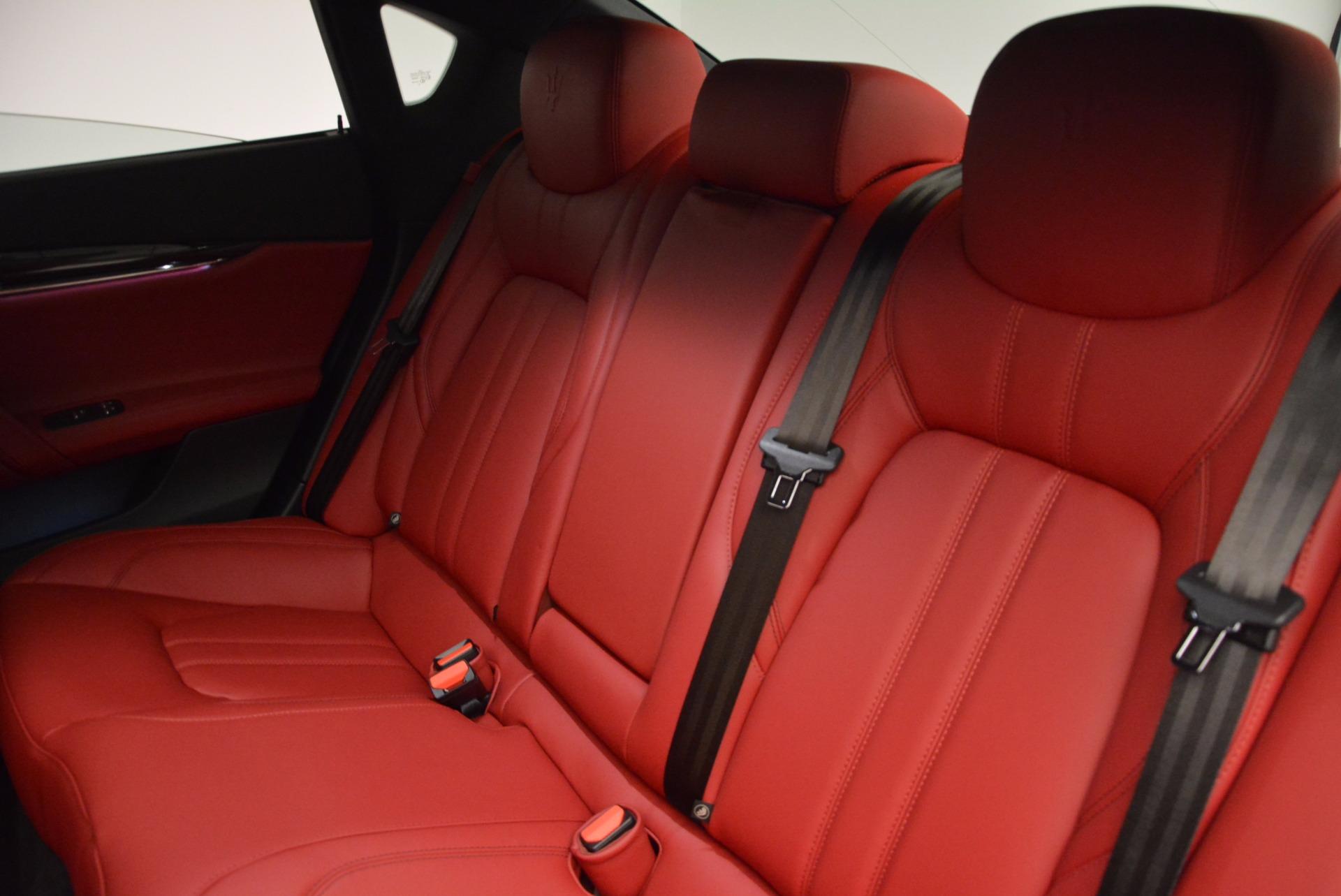 New 2017 Maserati Quattroporte S Q4 GranSport For Sale In Greenwich, CT. Alfa Romeo of Greenwich, W350 685_p16