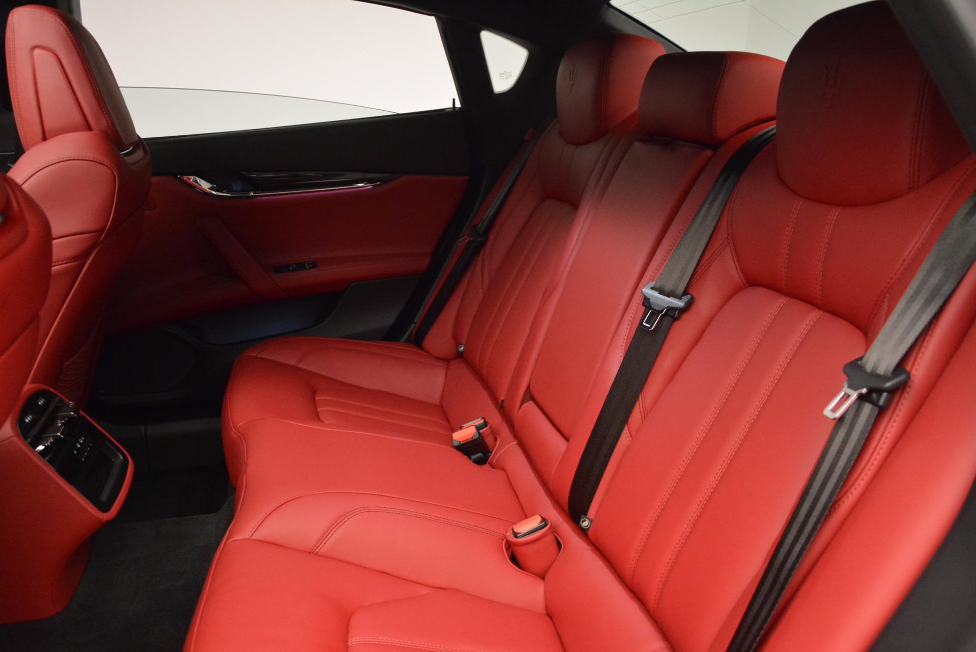 New 2017 Maserati Quattroporte S Q4 GranSport For Sale In Greenwich, CT. Alfa Romeo of Greenwich, W350 685_p17
