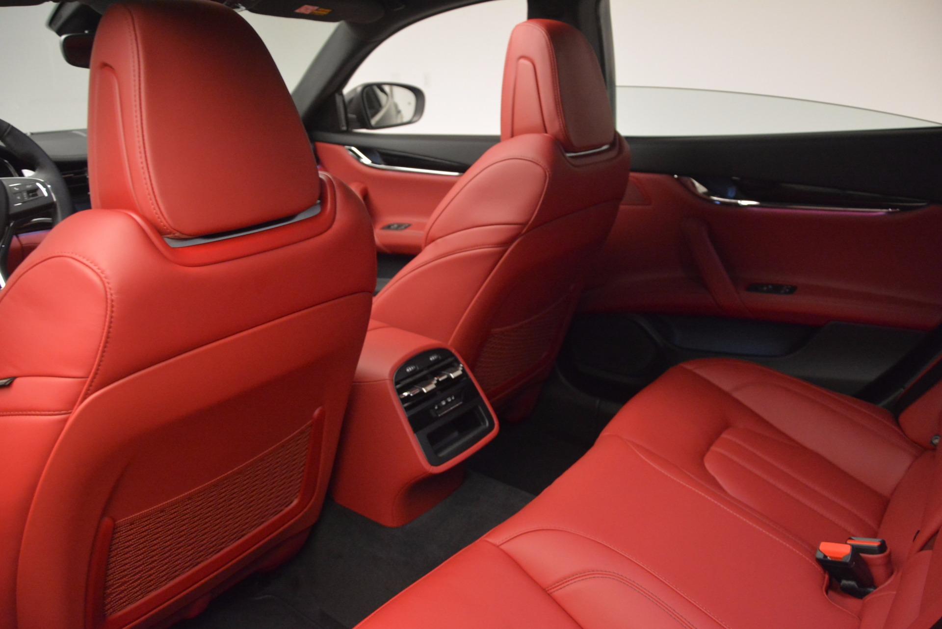 New 2017 Maserati Quattroporte S Q4 GranSport For Sale In Greenwich, CT. Alfa Romeo of Greenwich, W350 685_p18