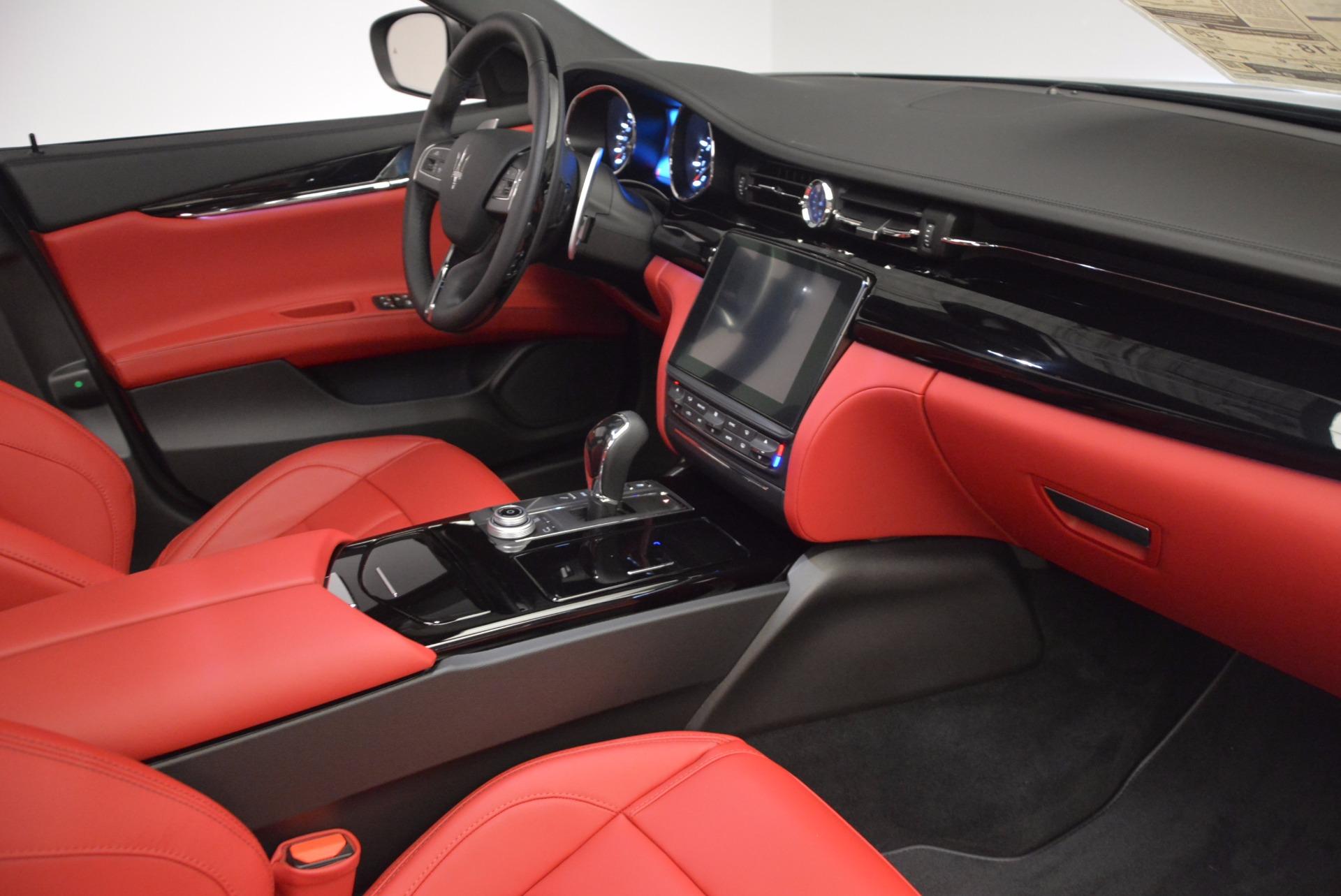 New 2017 Maserati Quattroporte S Q4 GranSport For Sale In Greenwich, CT. Alfa Romeo of Greenwich, W350 685_p19