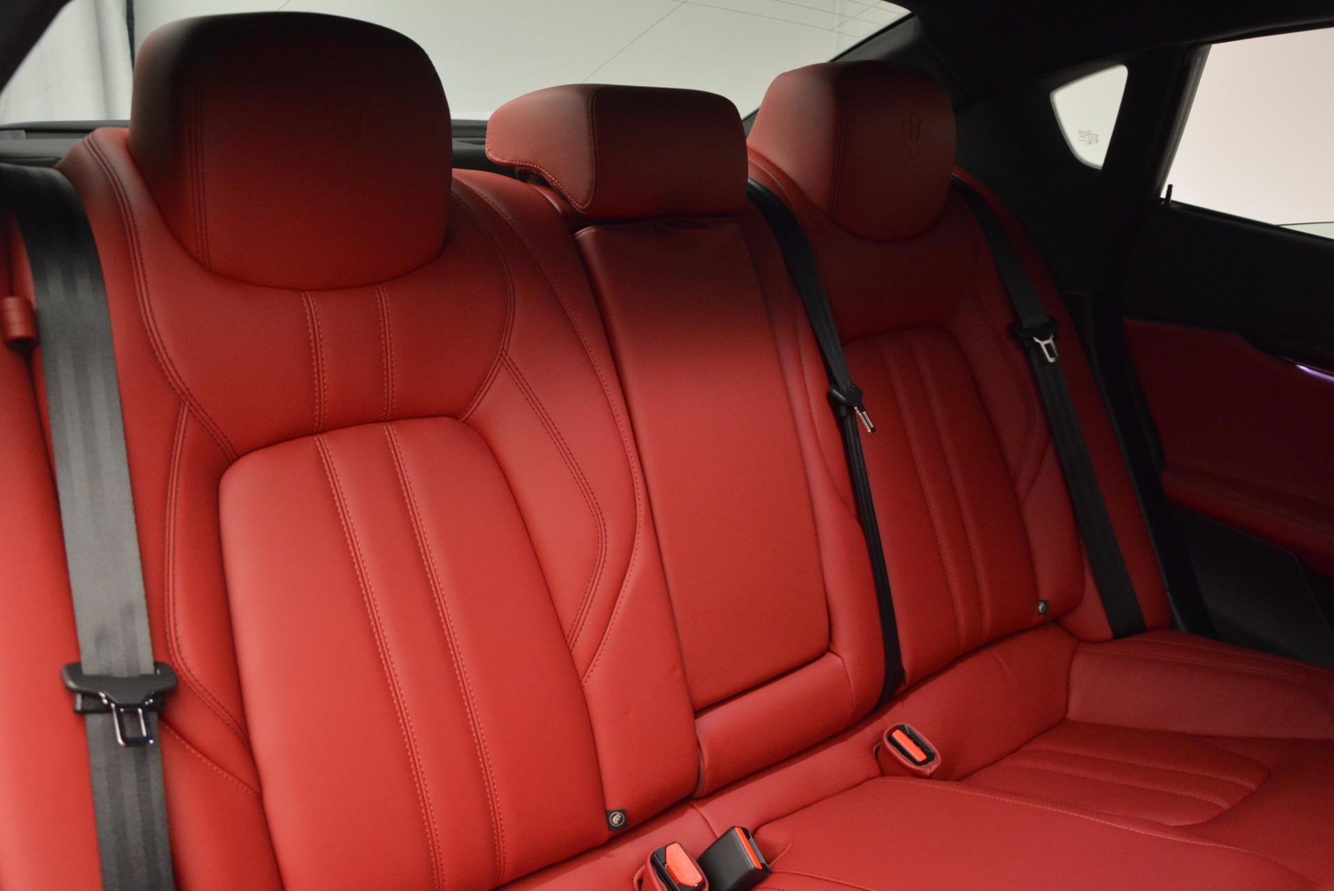 New 2017 Maserati Quattroporte S Q4 GranSport For Sale In Greenwich, CT. Alfa Romeo of Greenwich, W350 685_p22