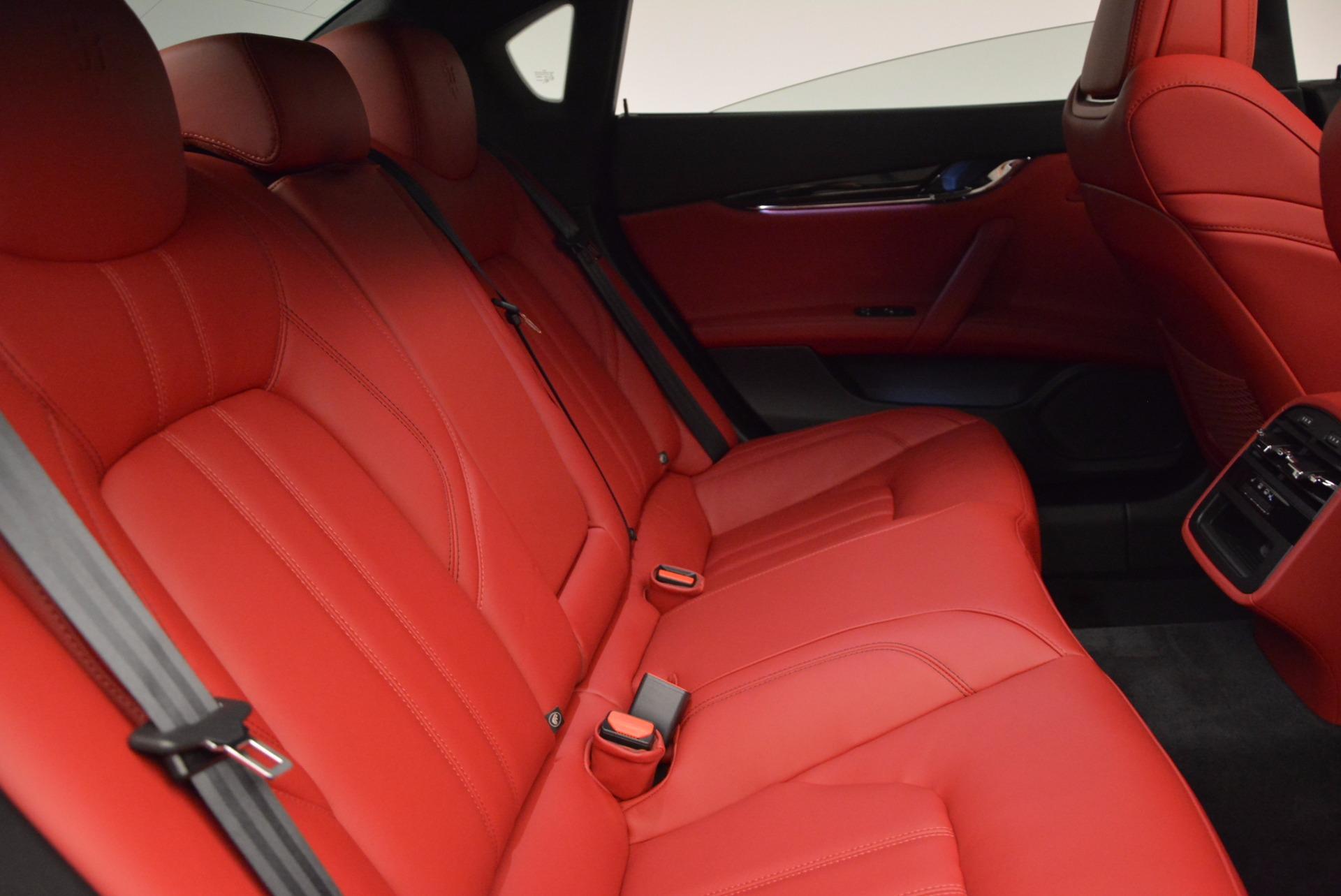 New 2017 Maserati Quattroporte S Q4 GranSport For Sale In Greenwich, CT. Alfa Romeo of Greenwich, W350 685_p23