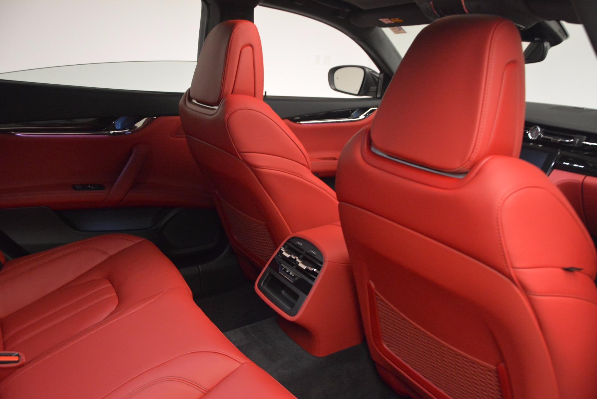 New 2017 Maserati Quattroporte S Q4 GranSport For Sale In Greenwich, CT. Alfa Romeo of Greenwich, W350 685_p24