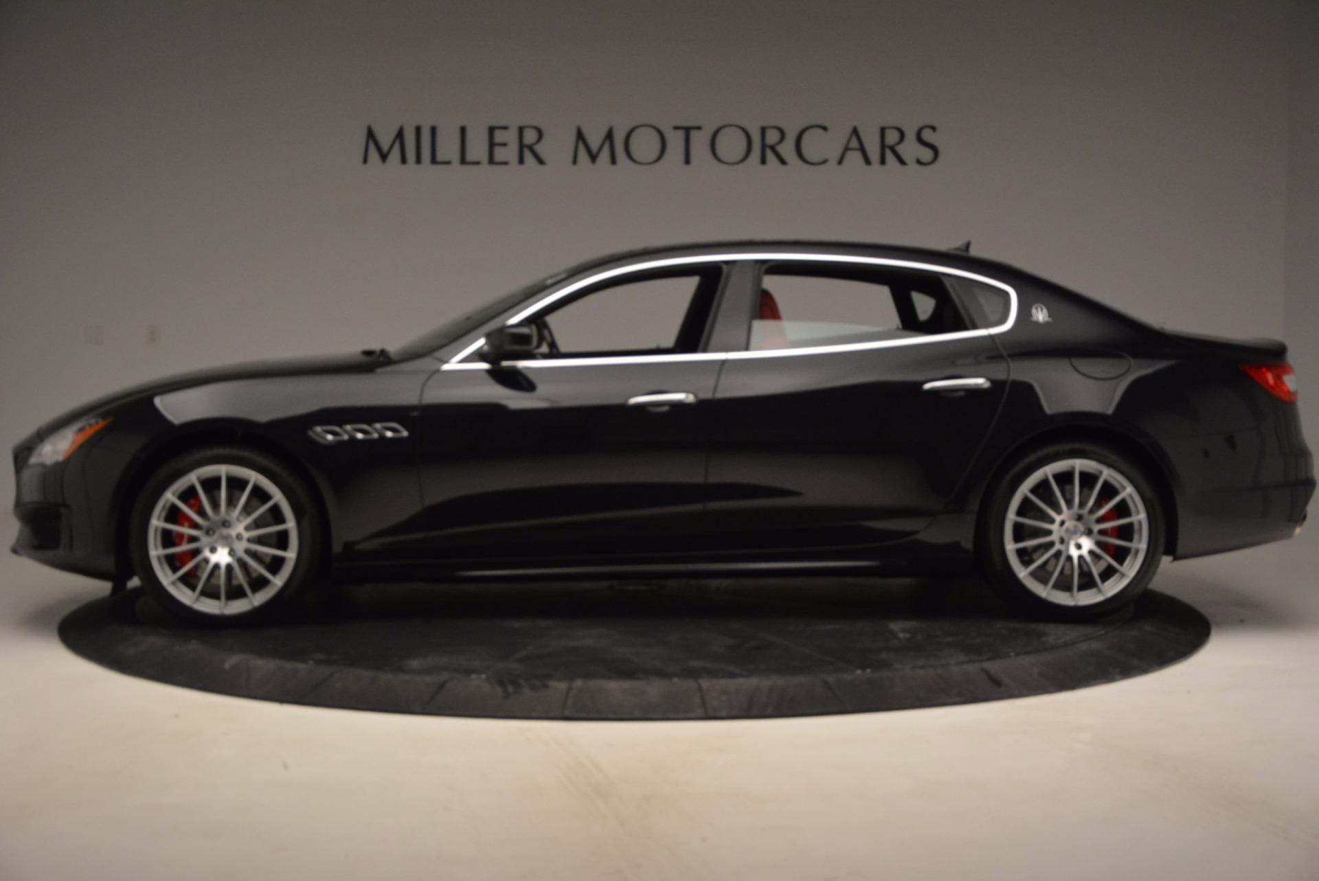 New 2017 Maserati Quattroporte S Q4 GranSport For Sale In Greenwich, CT. Alfa Romeo of Greenwich, W350 685_p3