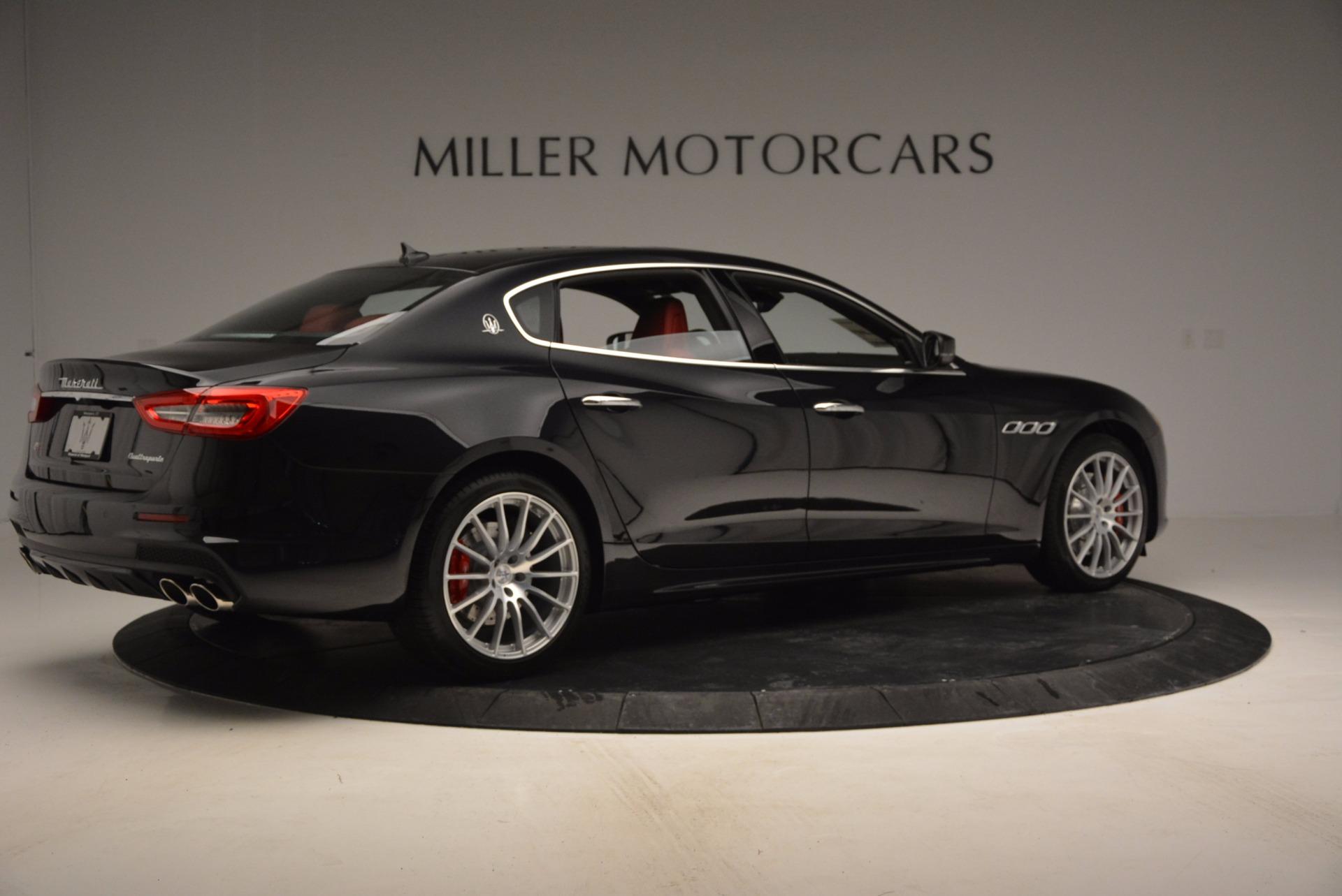 New 2017 Maserati Quattroporte S Q4 GranSport For Sale In Greenwich, CT. Alfa Romeo of Greenwich, W350 685_p8