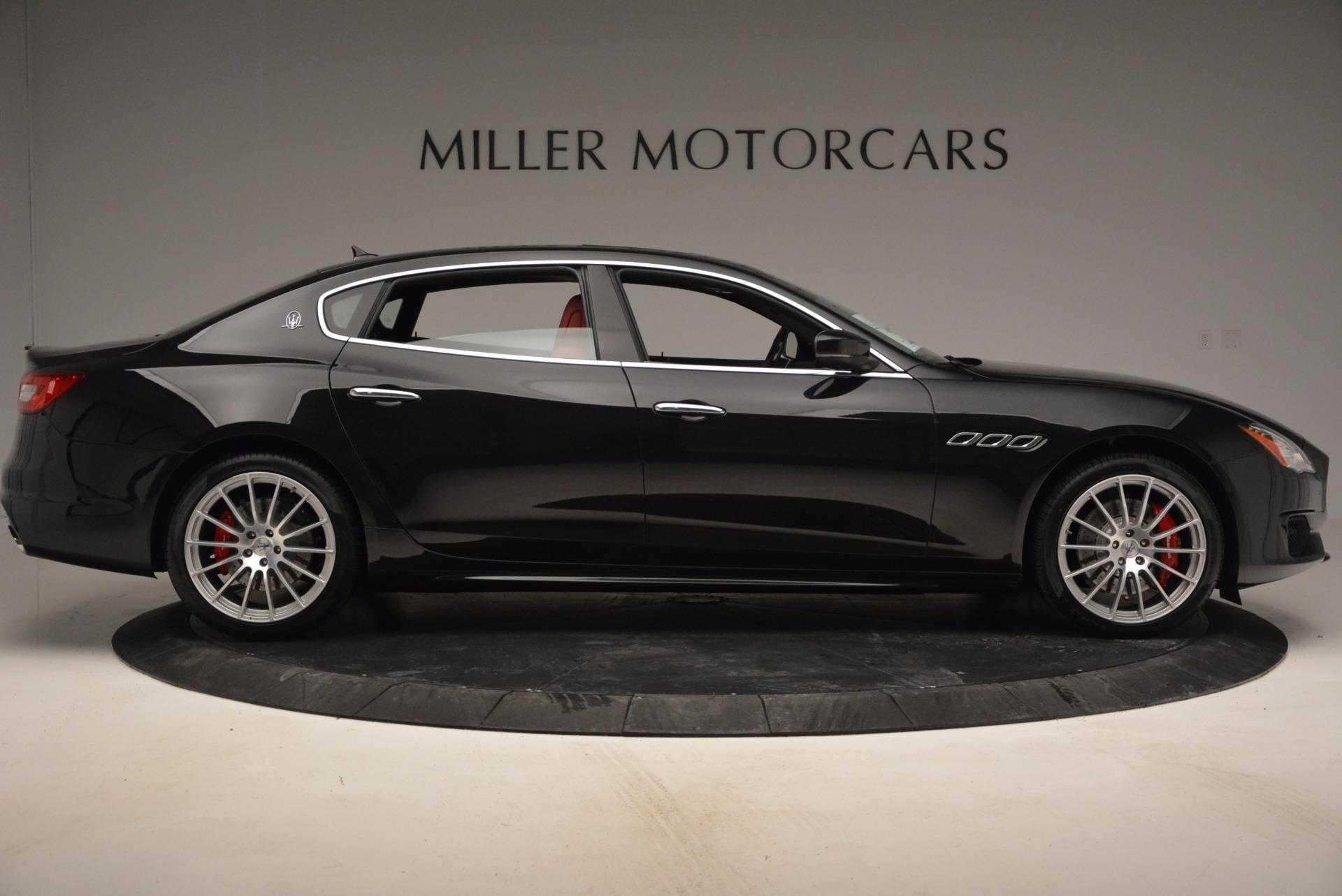 New 2017 Maserati Quattroporte S Q4 GranSport For Sale In Greenwich, CT. Alfa Romeo of Greenwich, W350 685_p9