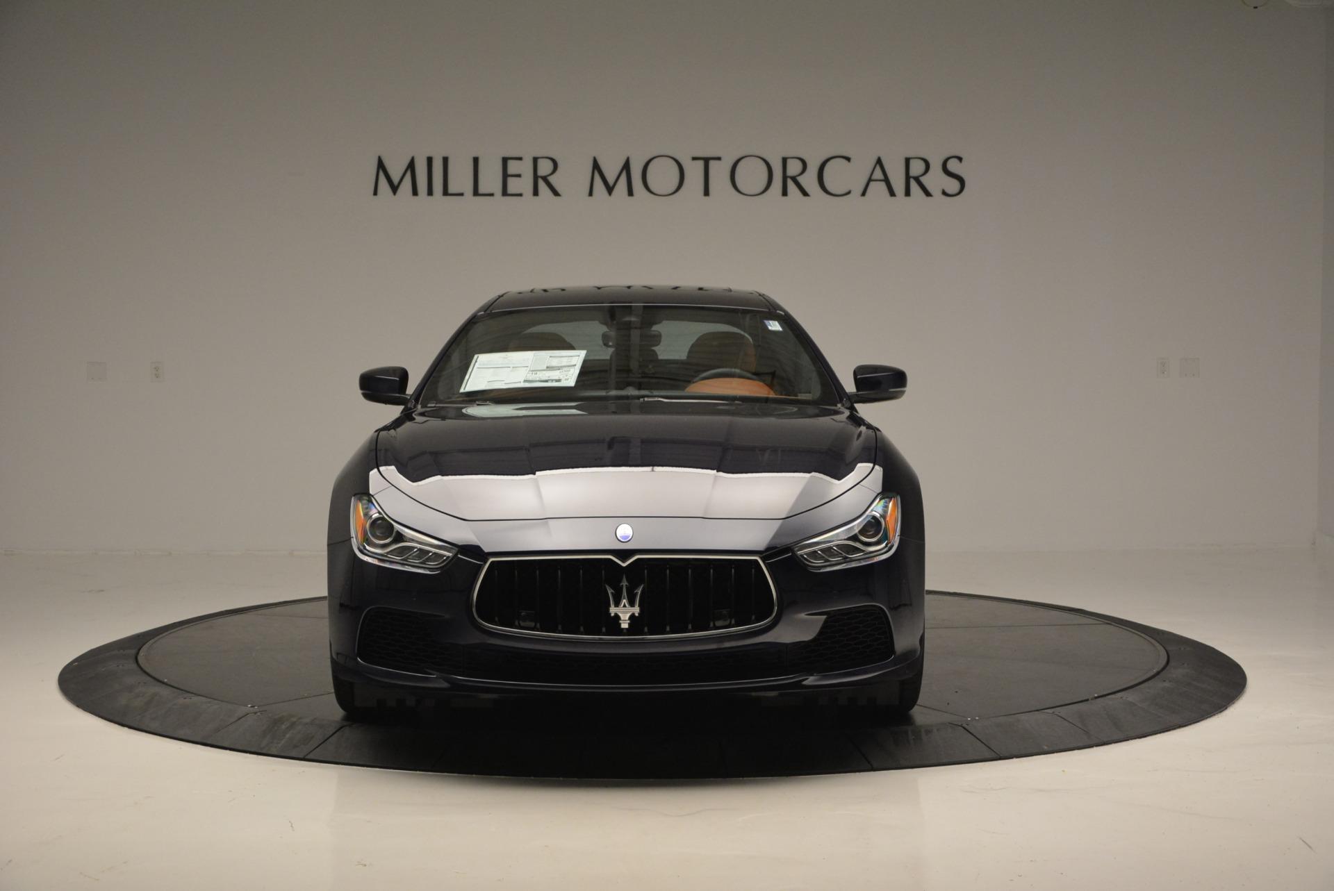 New 2017 Maserati Ghibli S Q4 For Sale In Greenwich, CT. Alfa Romeo of Greenwich, W351 686_p12