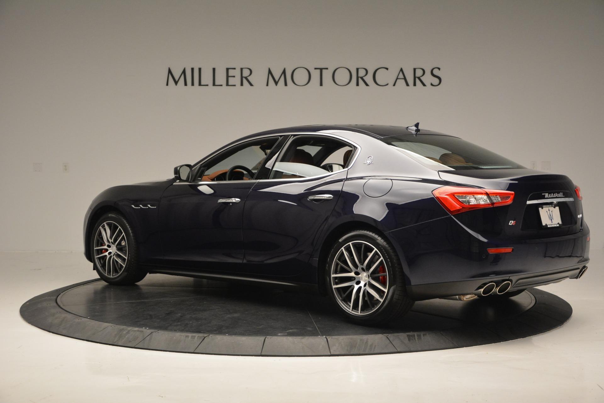 New 2017 Maserati Ghibli S Q4 For Sale In Greenwich, CT. Alfa Romeo of Greenwich, W351 686_p4