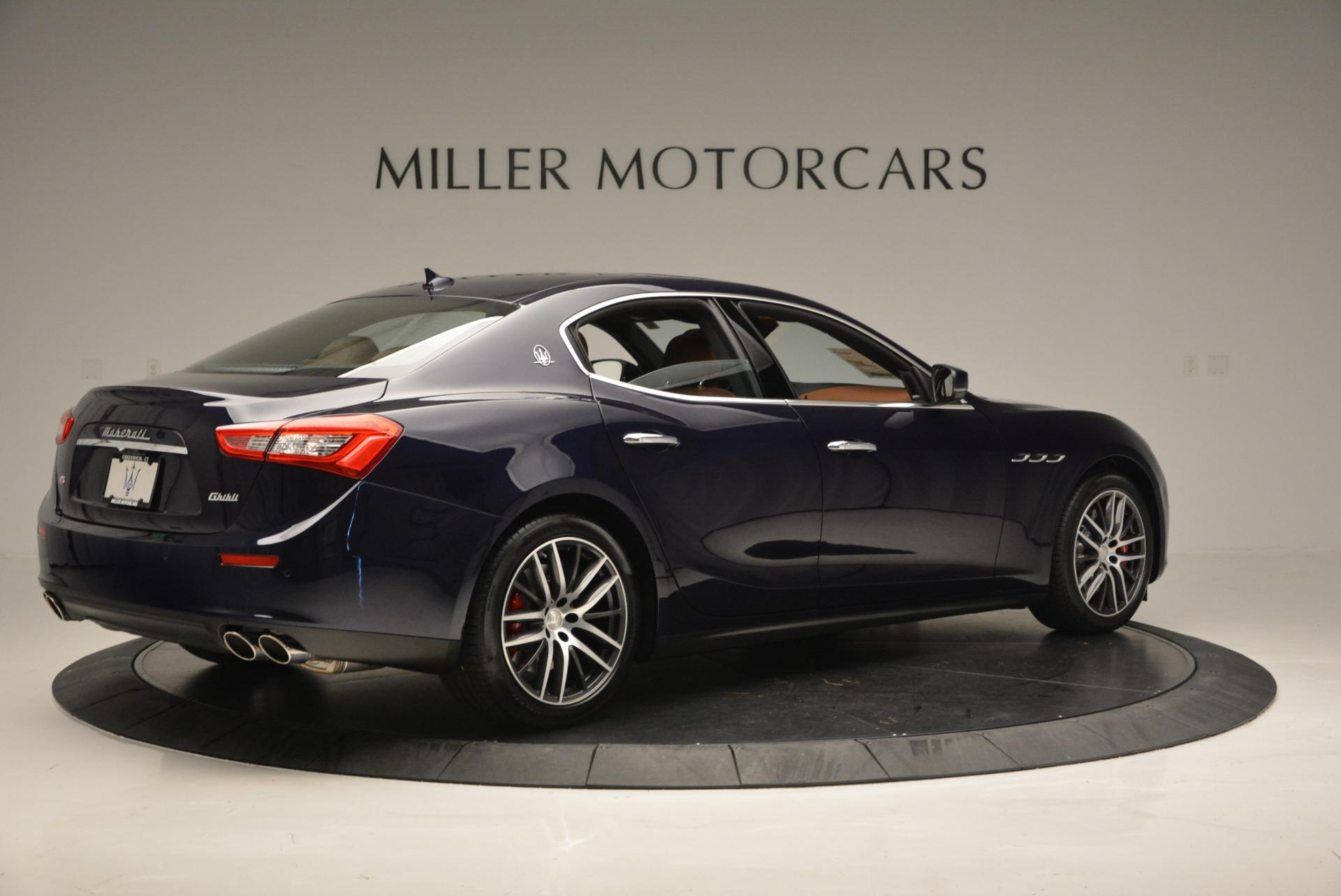 New 2017 Maserati Ghibli S Q4 For Sale In Greenwich, CT. Alfa Romeo of Greenwich, W351 686_p8