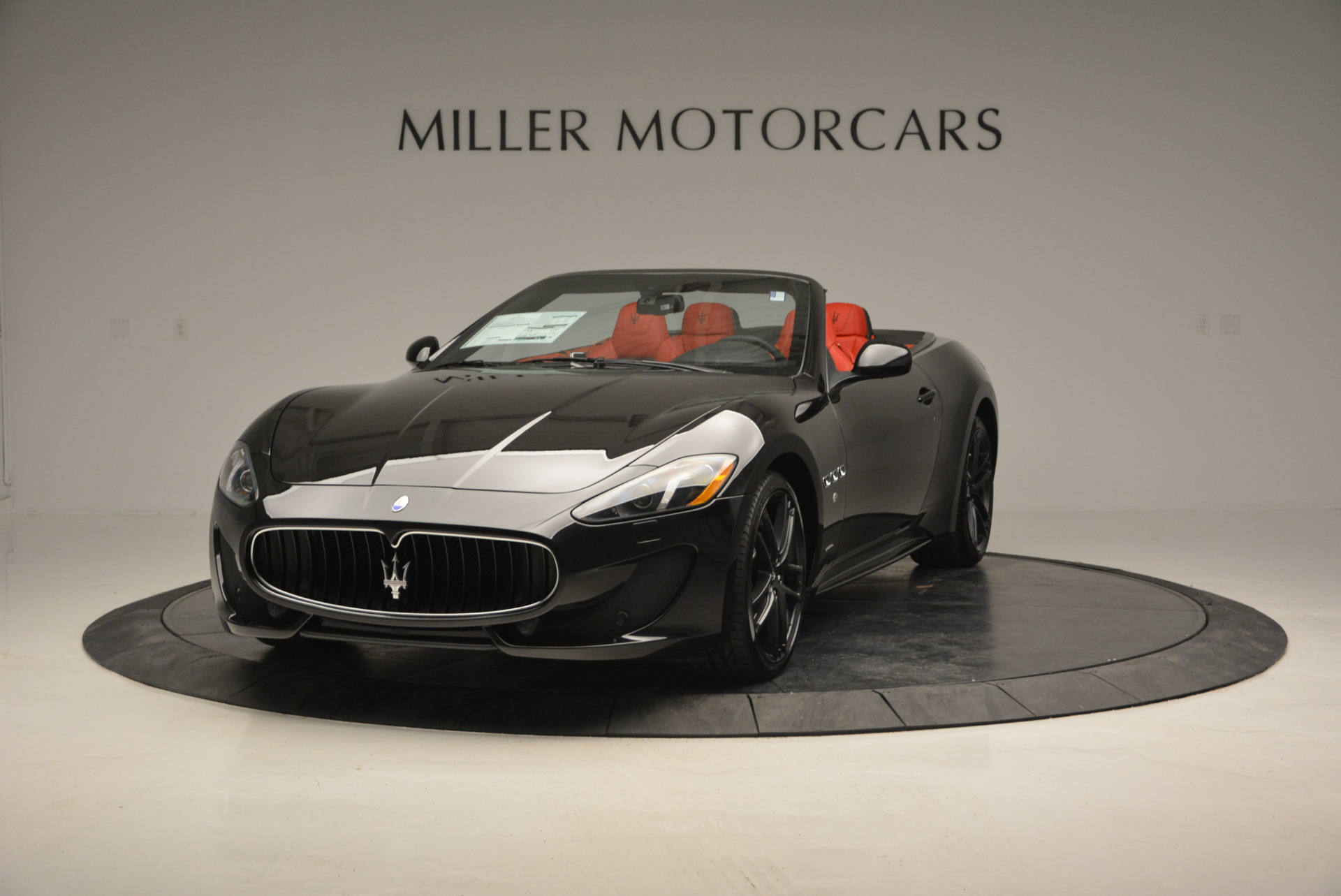 New 2017 Maserati GranTurismo Cab Sport For Sale In Greenwich, CT. Alfa Romeo of Greenwich, M1713 687_main