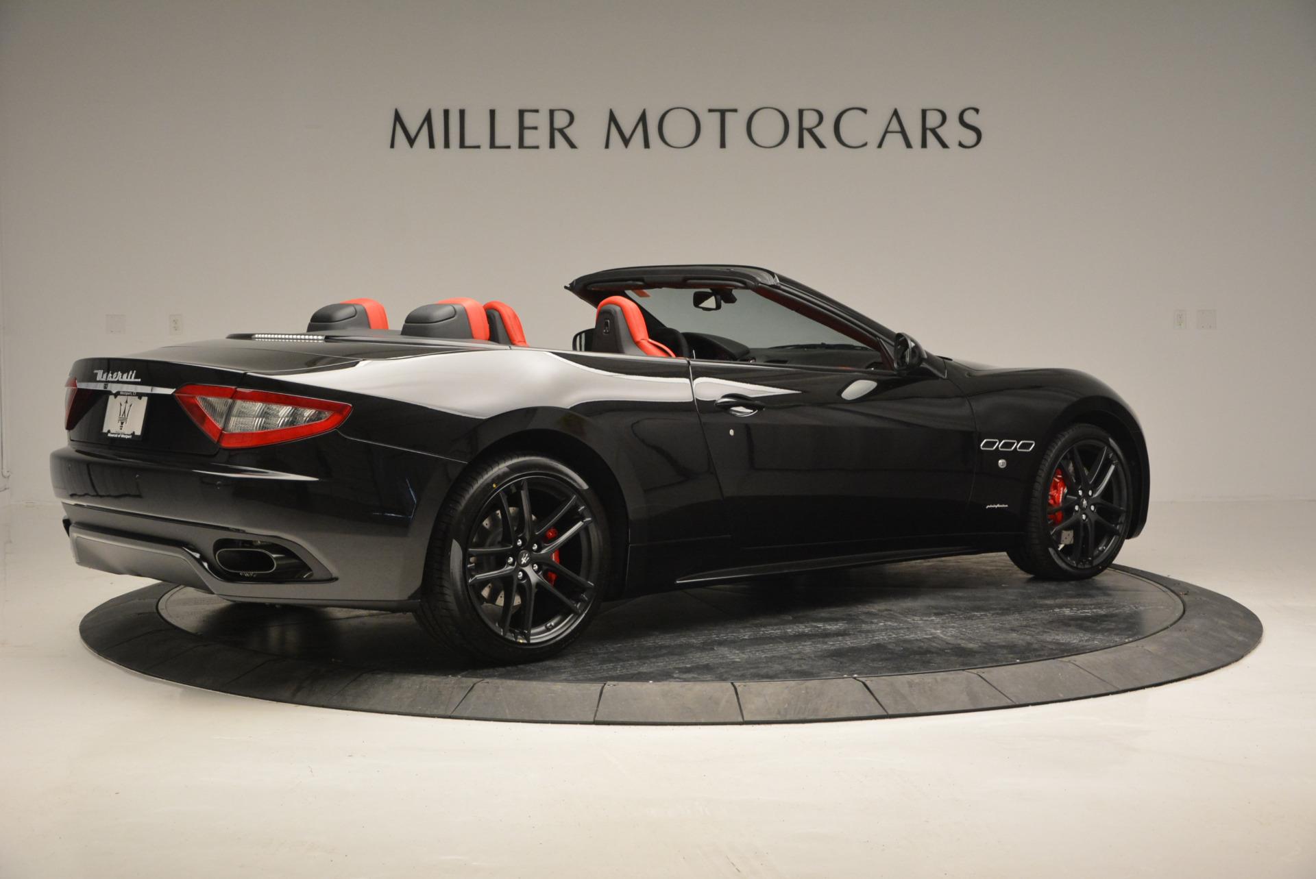 New 2017 Maserati GranTurismo Cab Sport For Sale In Greenwich, CT. Alfa Romeo of Greenwich, M1713 687_p11
