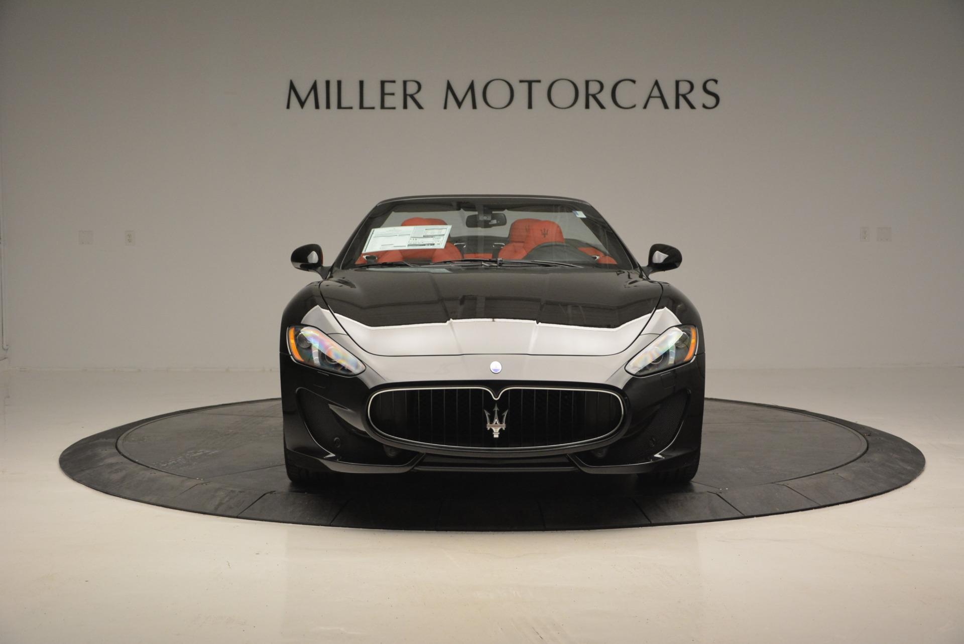 New 2017 Maserati GranTurismo Cab Sport For Sale In Greenwich, CT. Alfa Romeo of Greenwich, M1713 687_p18