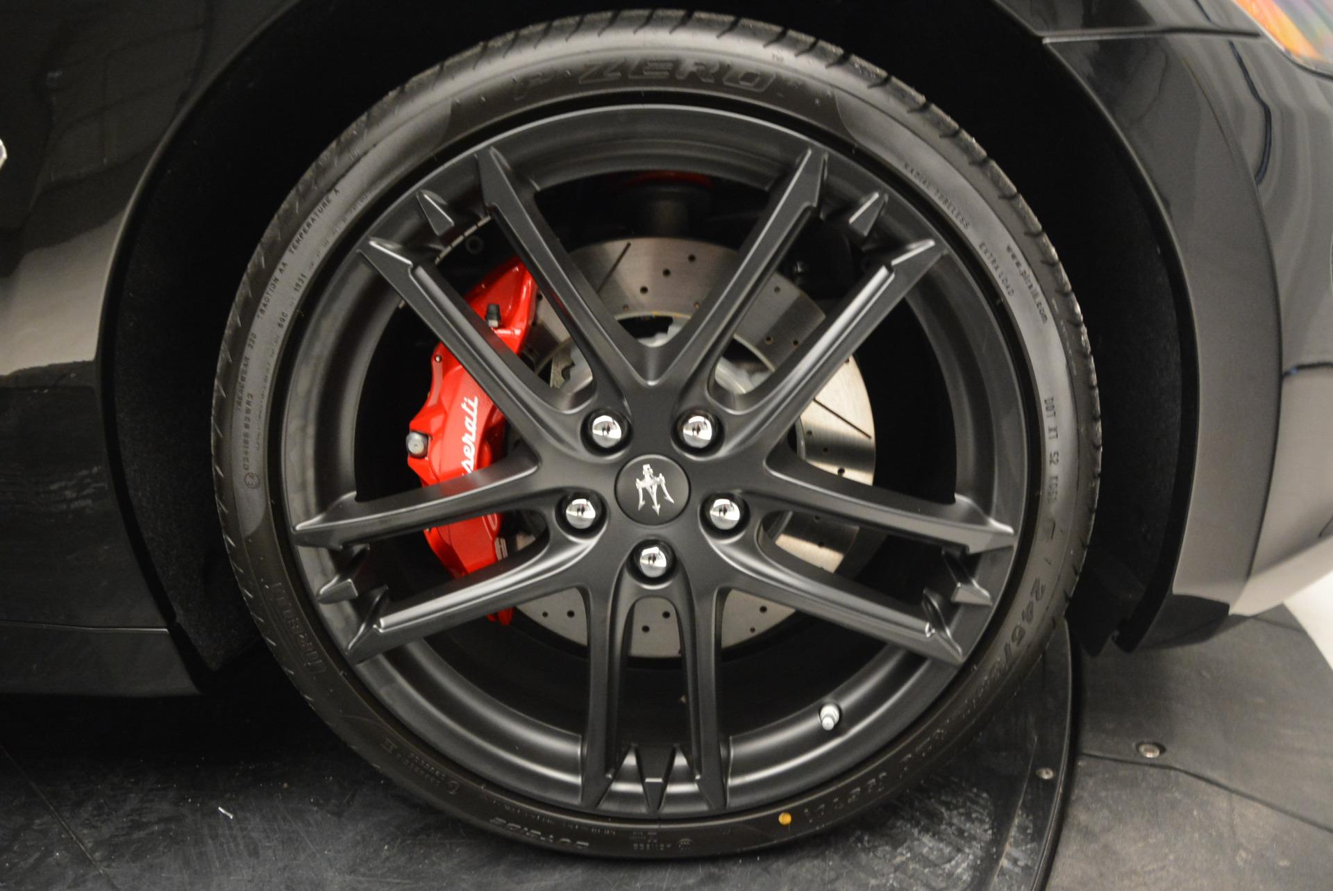 New 2017 Maserati GranTurismo Cab Sport For Sale In Greenwich, CT. Alfa Romeo of Greenwich, M1713 687_p35